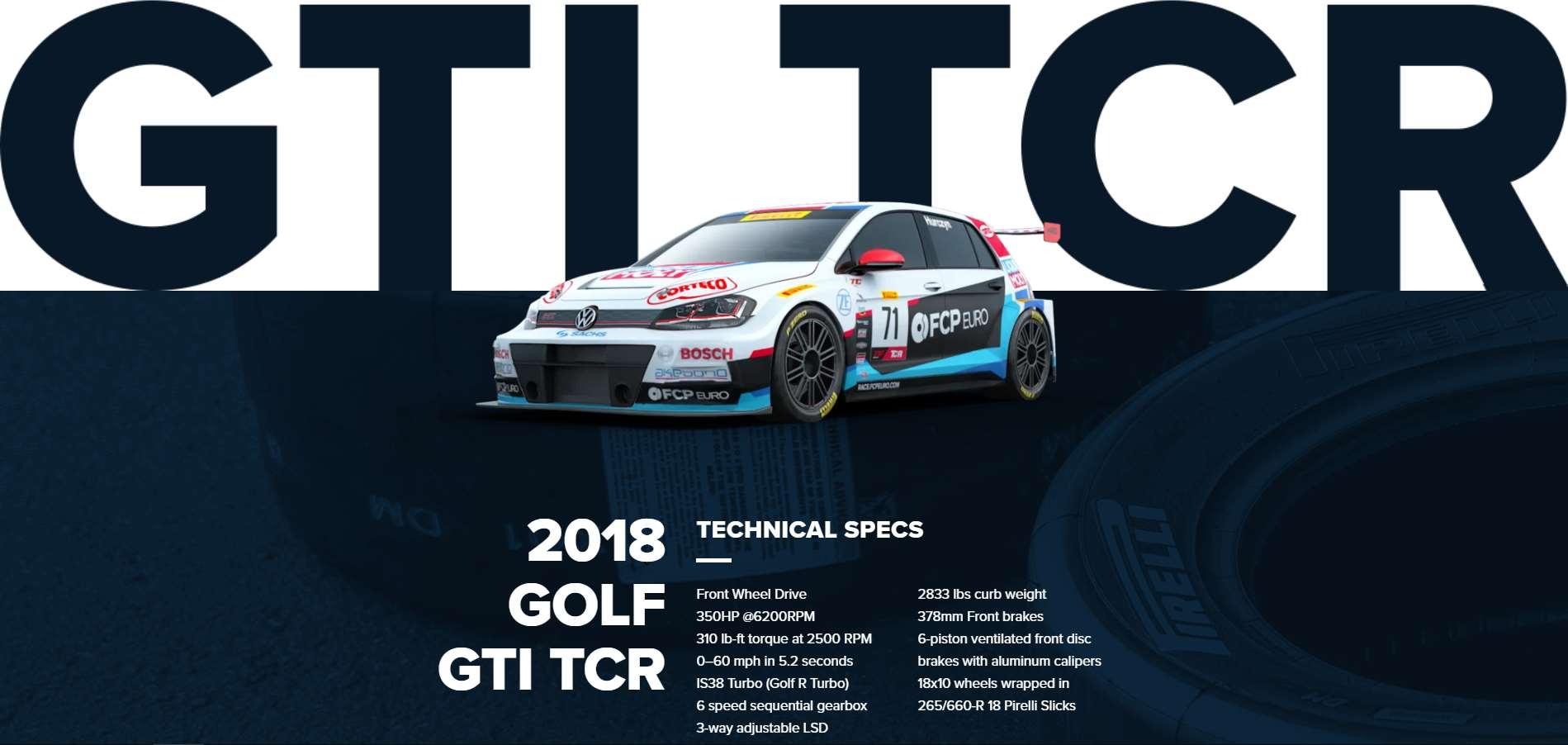 TCR on race.fcpeuro.com