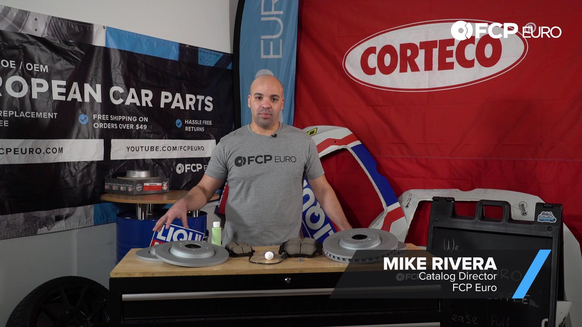 Audi B8 Brake Kit Miker