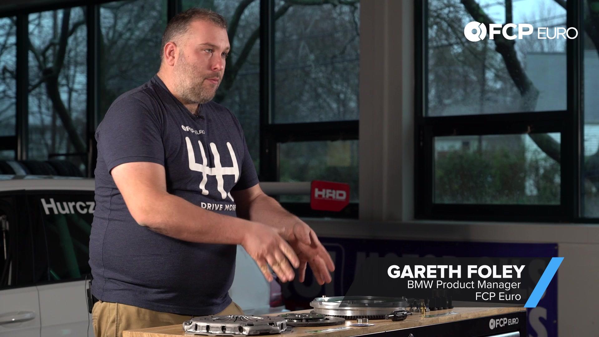 BMW Lightweight Flywheel and Clutch Kit Gareth