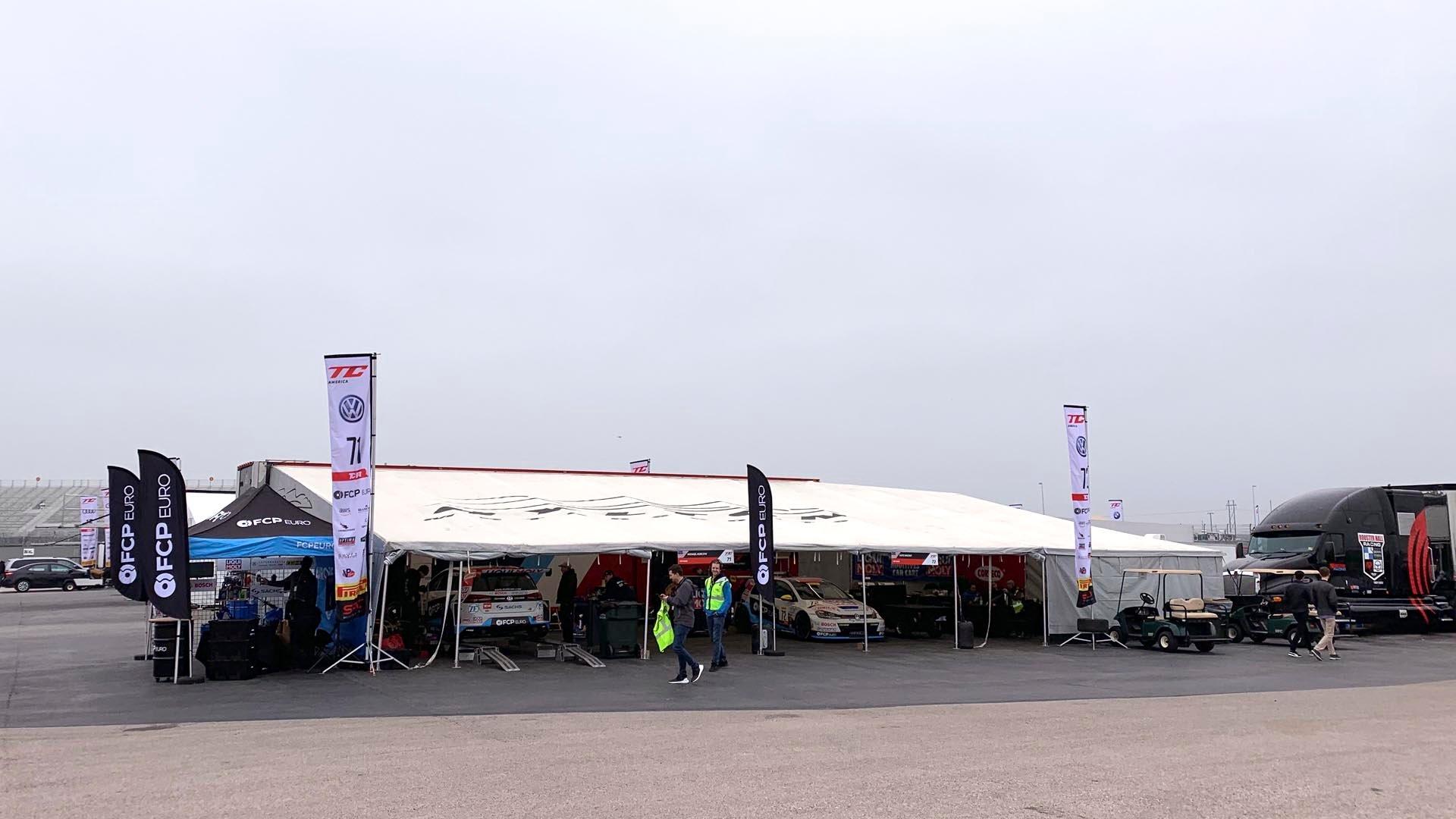 FCP Euro Show Setup