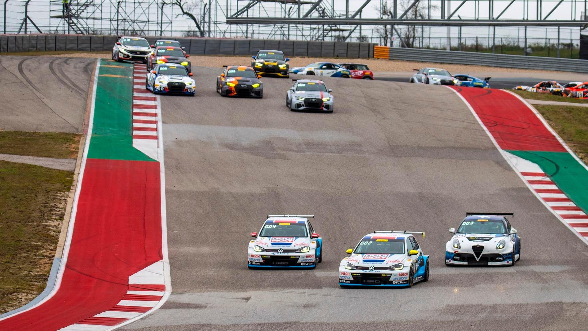 FCP Euro GTI TCR COTA Sunday