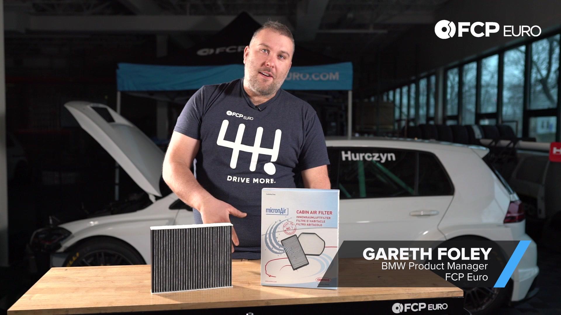 BMW Cabin Air Filter Gareth