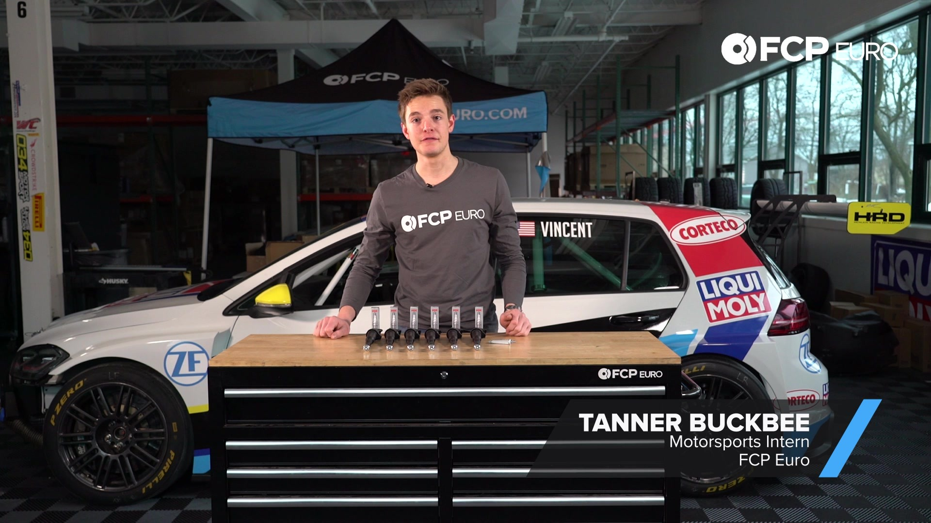BMW Ignition Service Kit Tanner