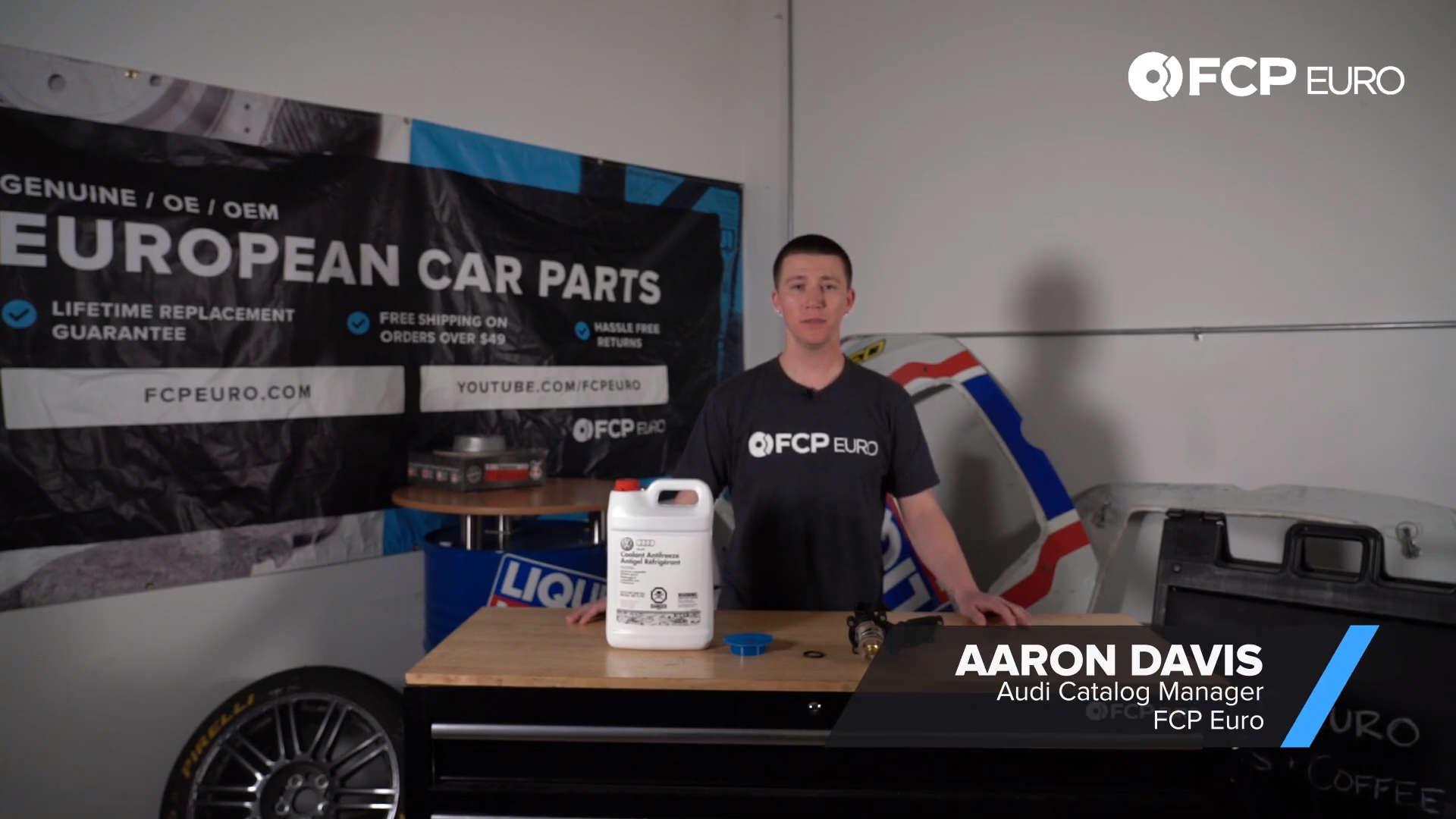 Audi VW Cooling System Kit Aaron