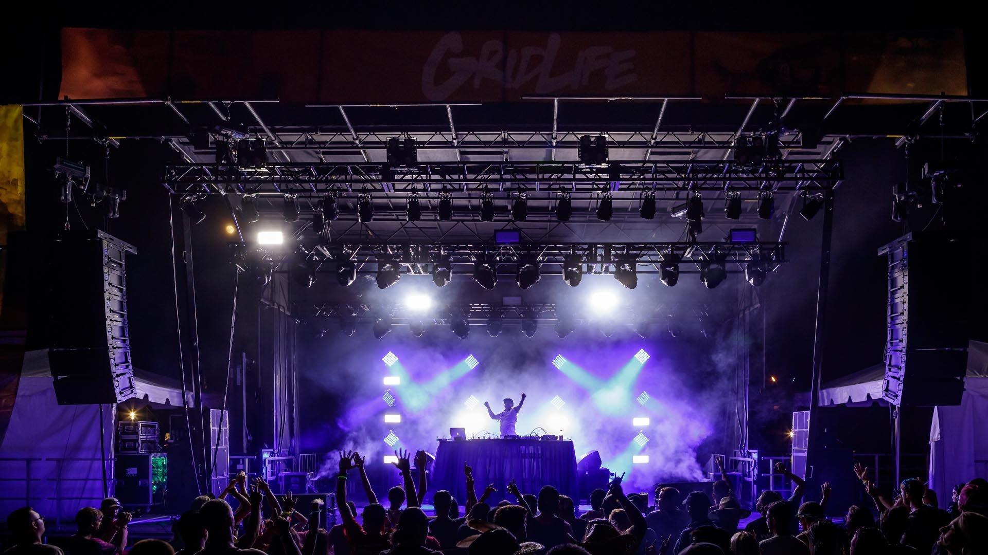 GRIDLIFE Festival FCP Euro