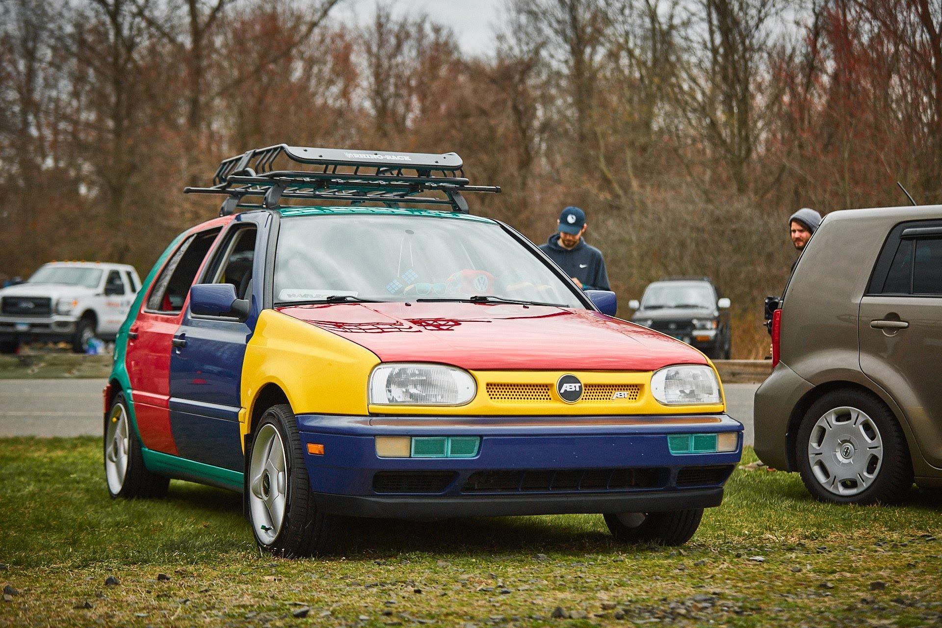 FCP Euro UC3 Car Show 2019 Original Harlequin