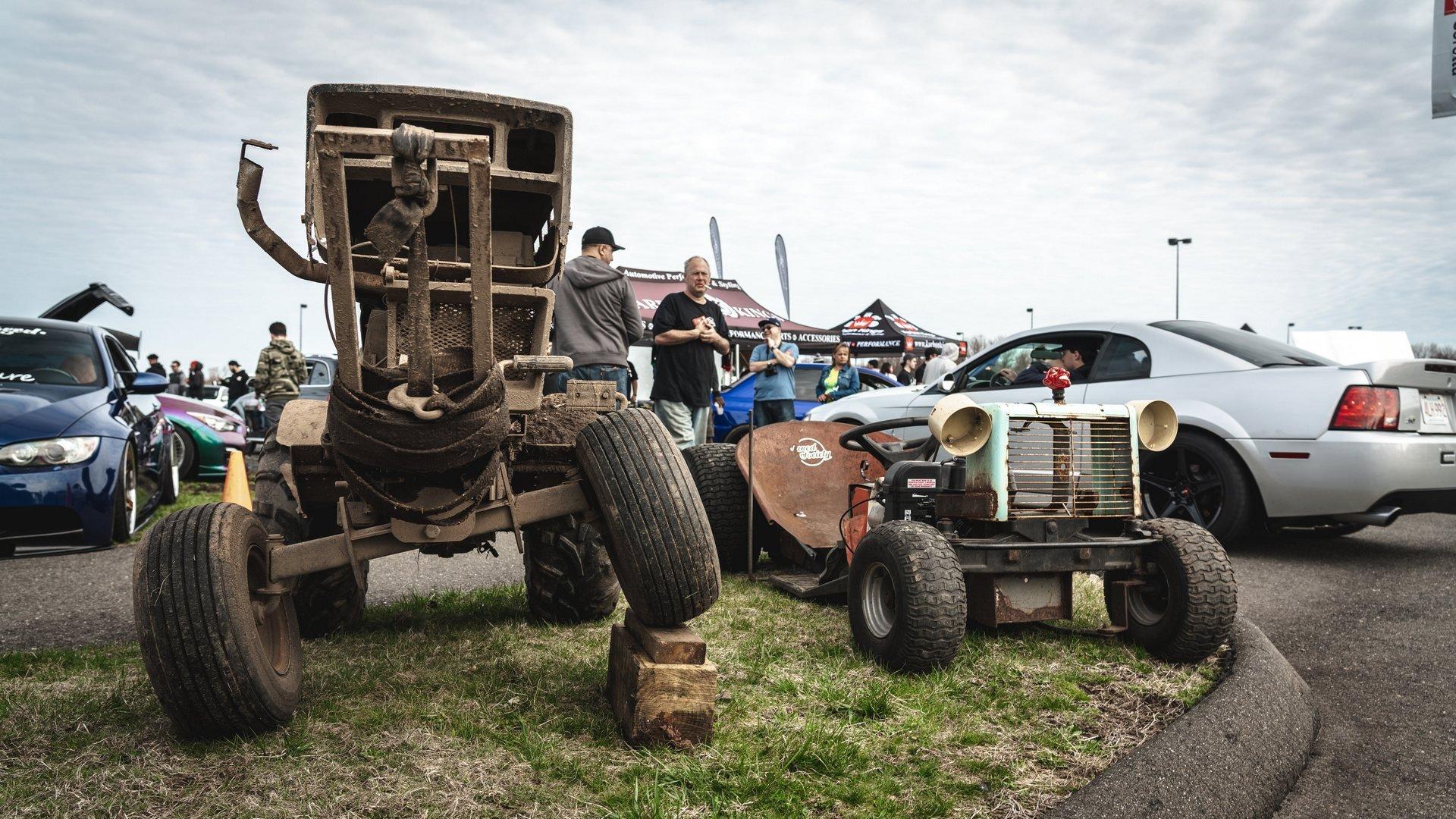 FCP Euro UC3 Car Show 2019 Tractor Flex