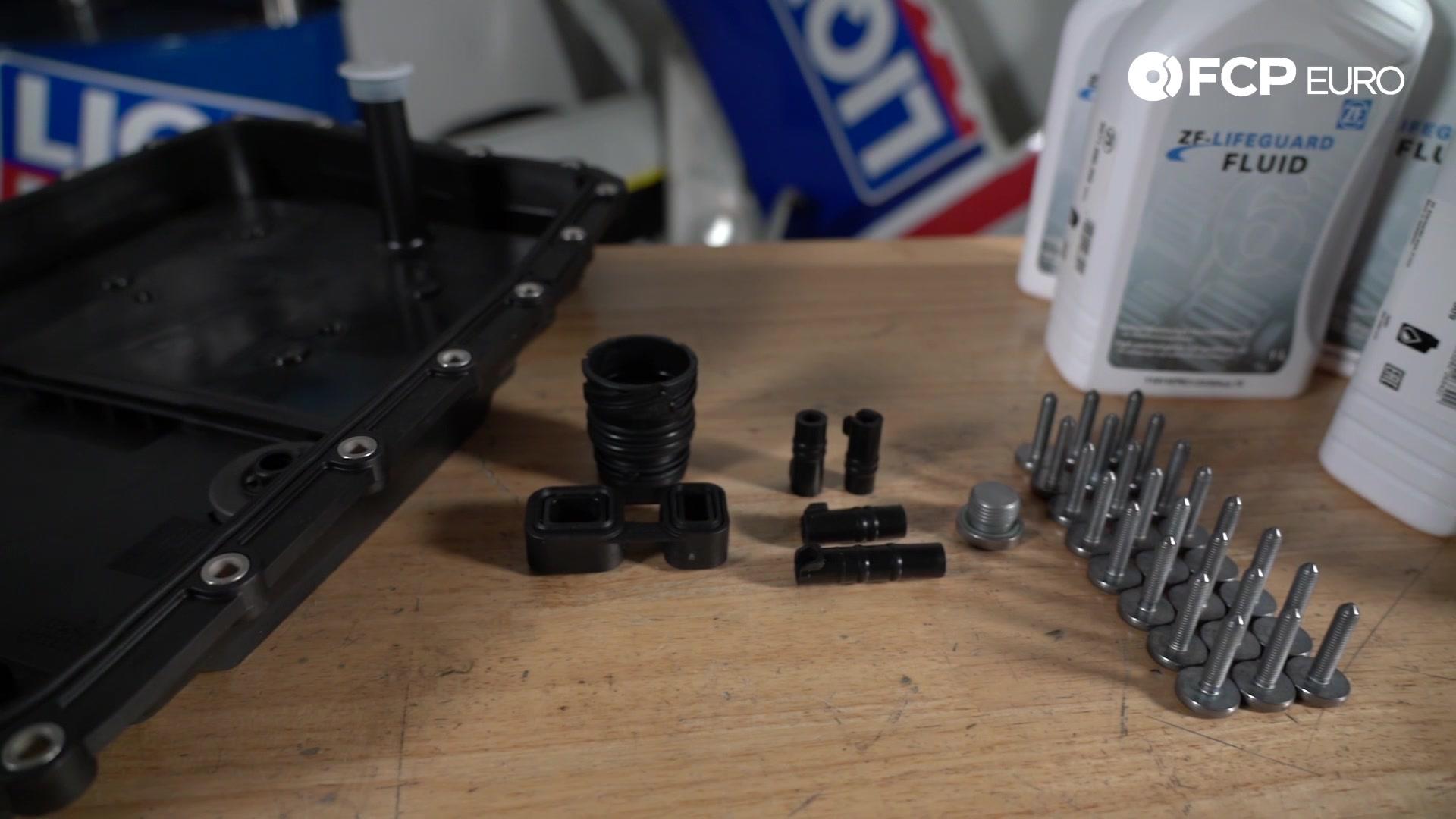 BMW Mechatronic Service Kit Closeup