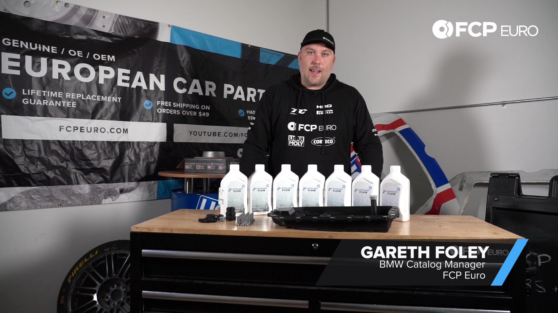 BMW Mechatronic Service Kit Gareth