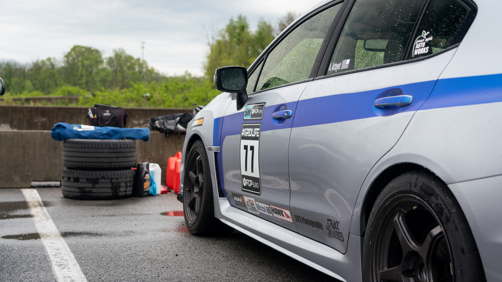GRIDLIFE Summit Point Shenandoah 2019 FCP Euro Subaru