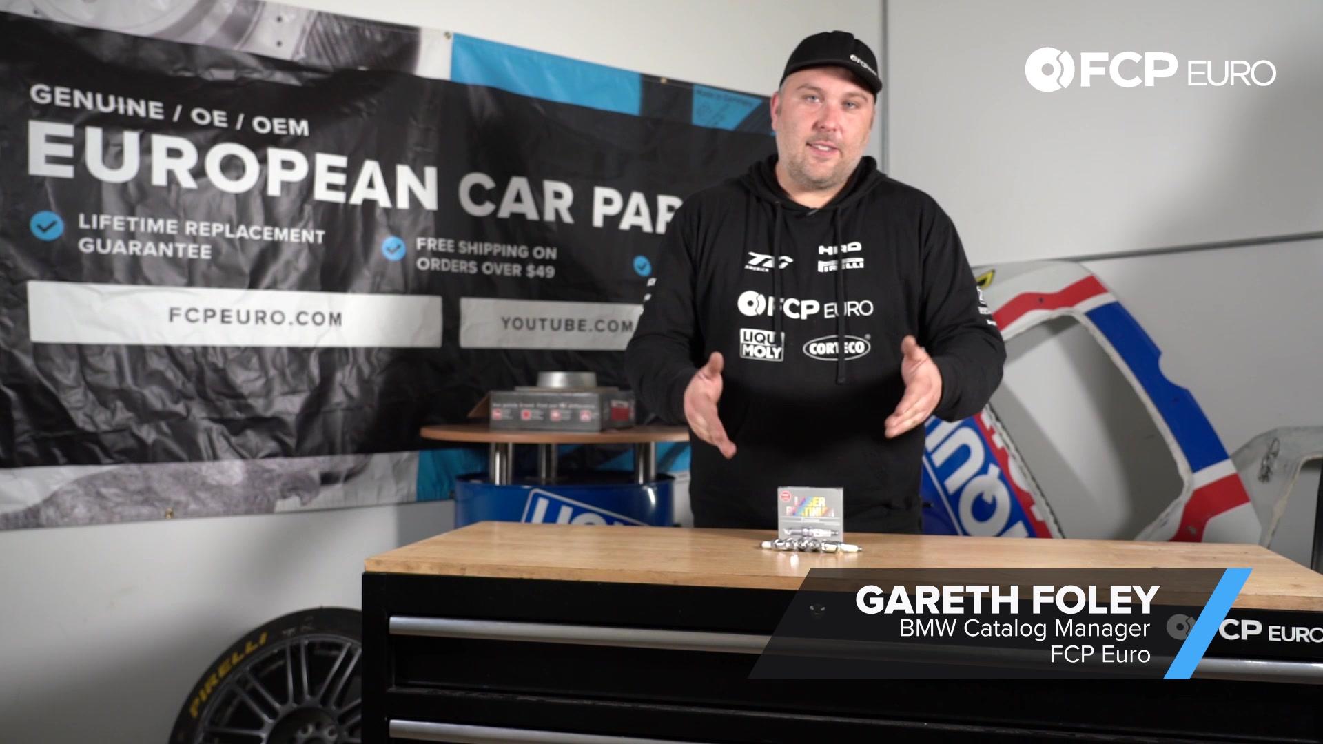 BMW Spark Plug Gareth
