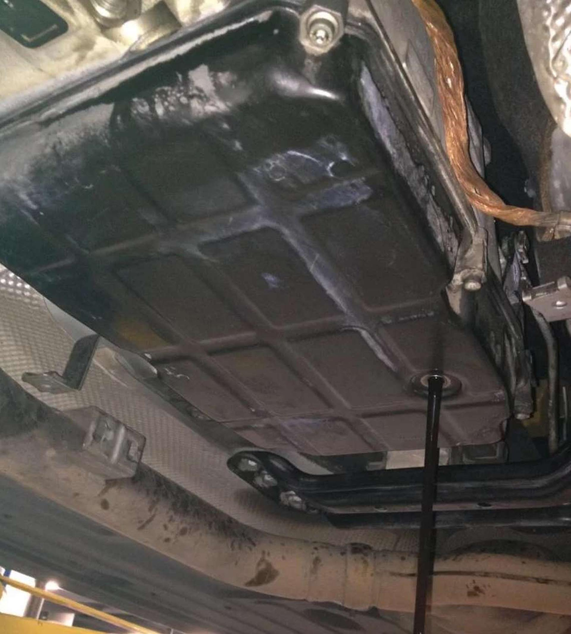 Mercedes 722.6 Transmission Oil Drain FCP Euro