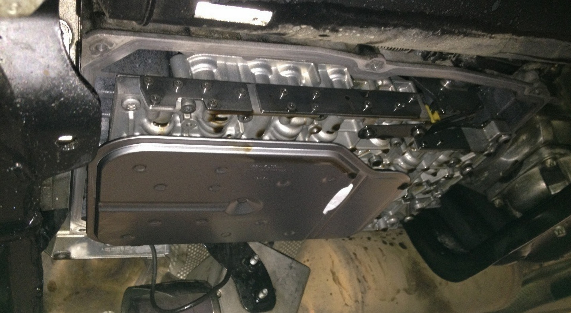 Mercedes 722.9 Transmission Filter