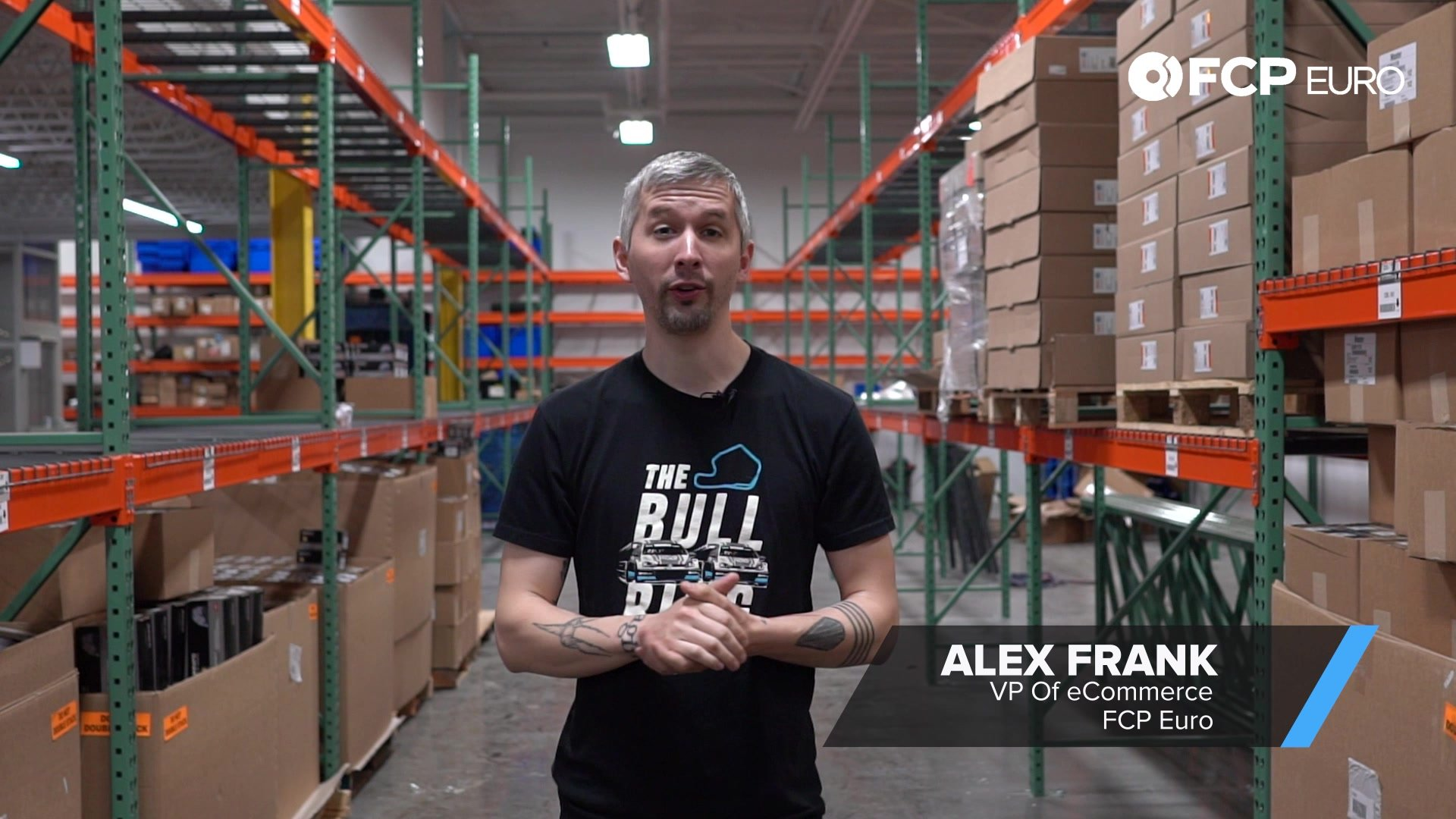 FCP Euro Expansion Alex Distribution Center