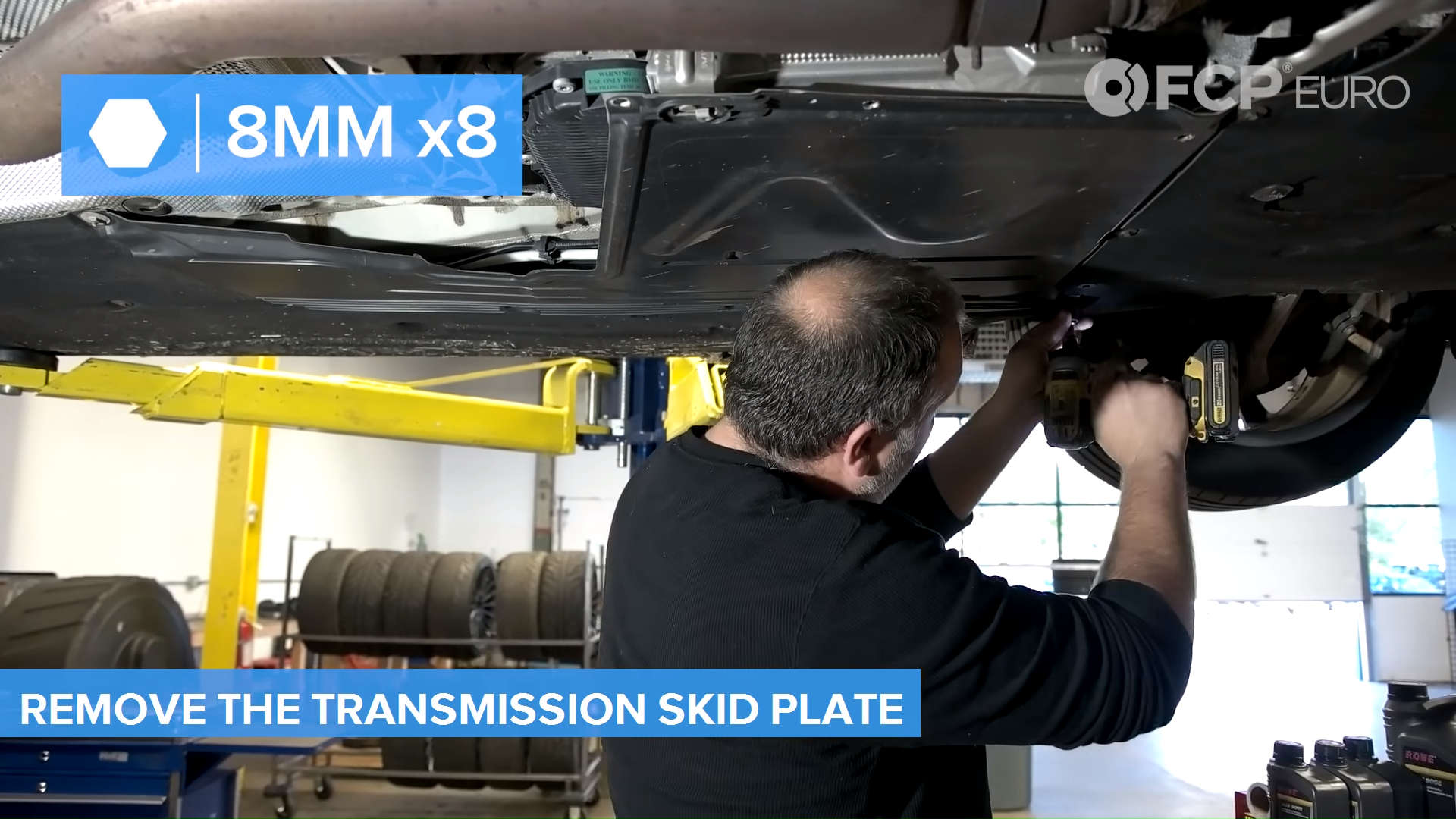 How To Service The ZF 8HP Transmission On A BMW F30