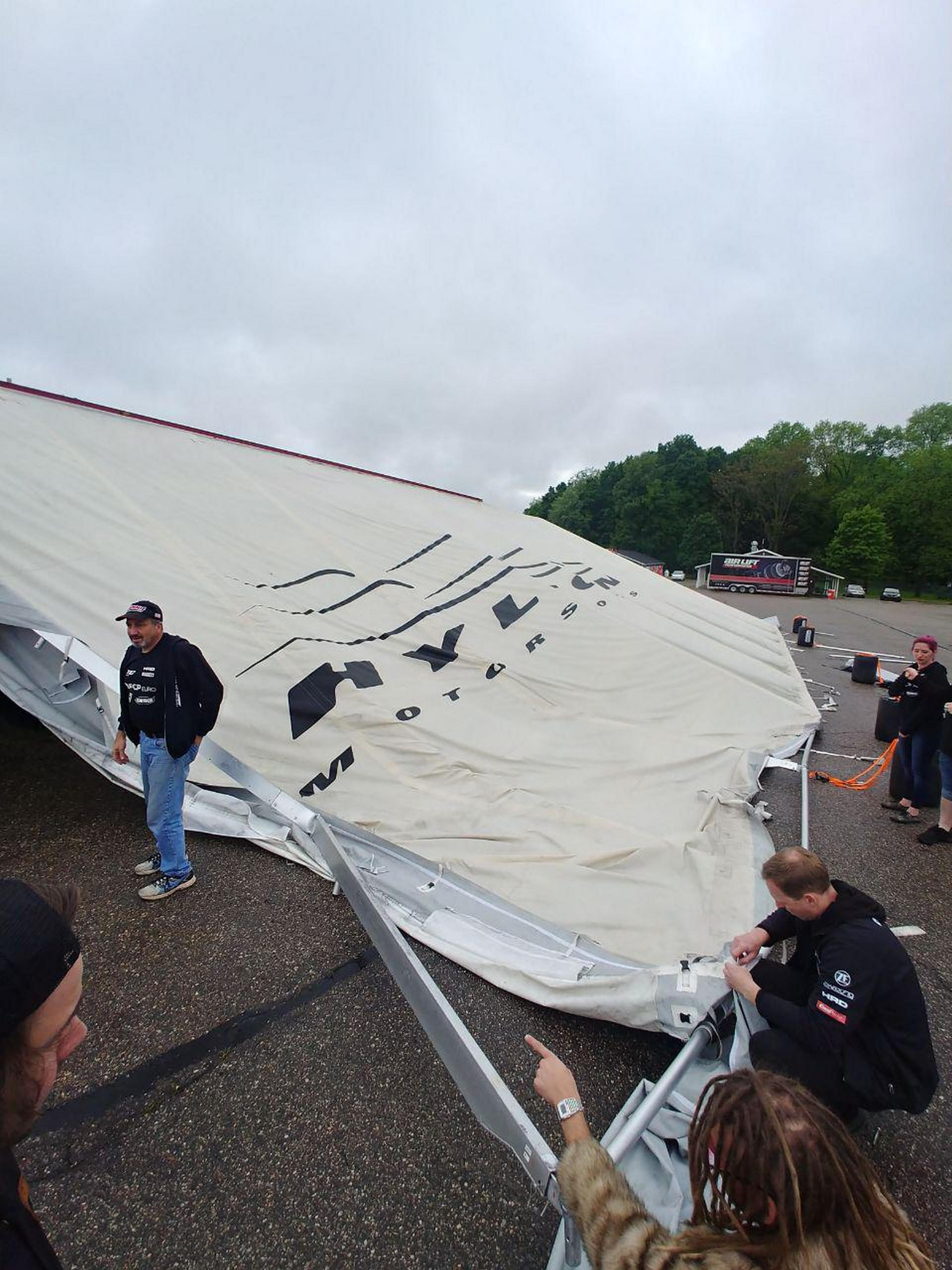 FCP Euro Storm Awning