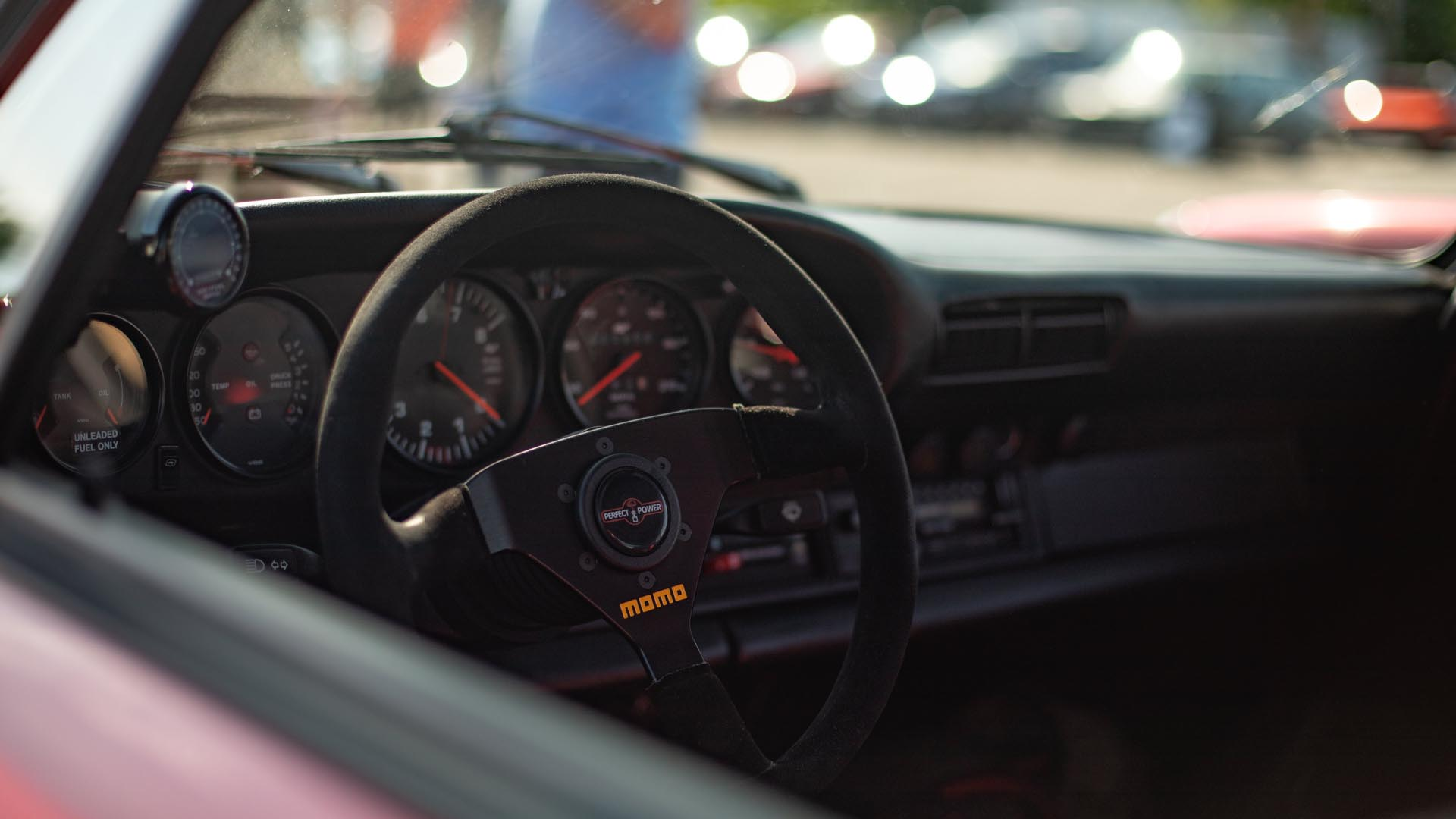 FCP Euro Cars and Coffee RUF Porsche 935 Twin Turbo