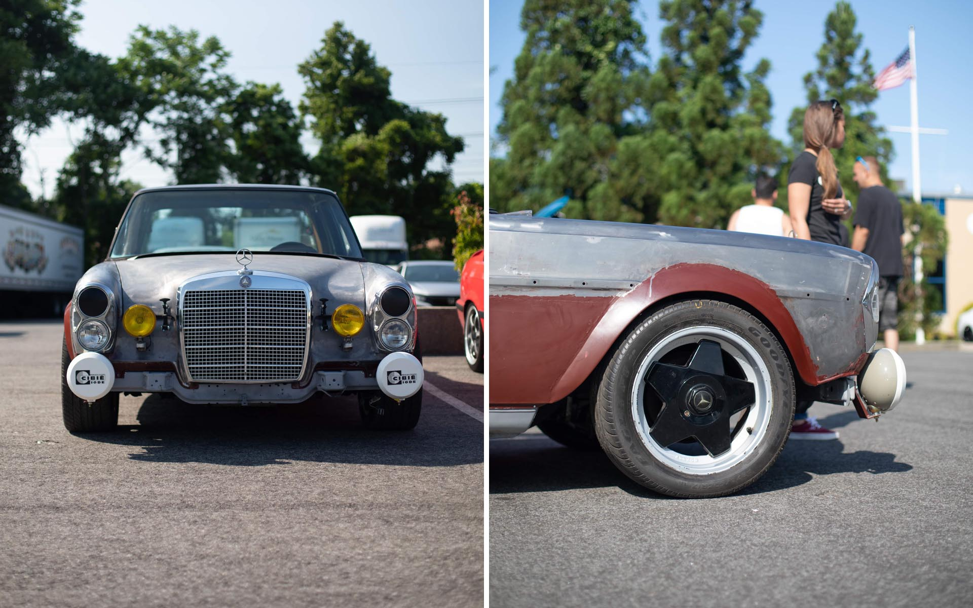FCP Euro Cars and Coffee Mercedes-Benz Project