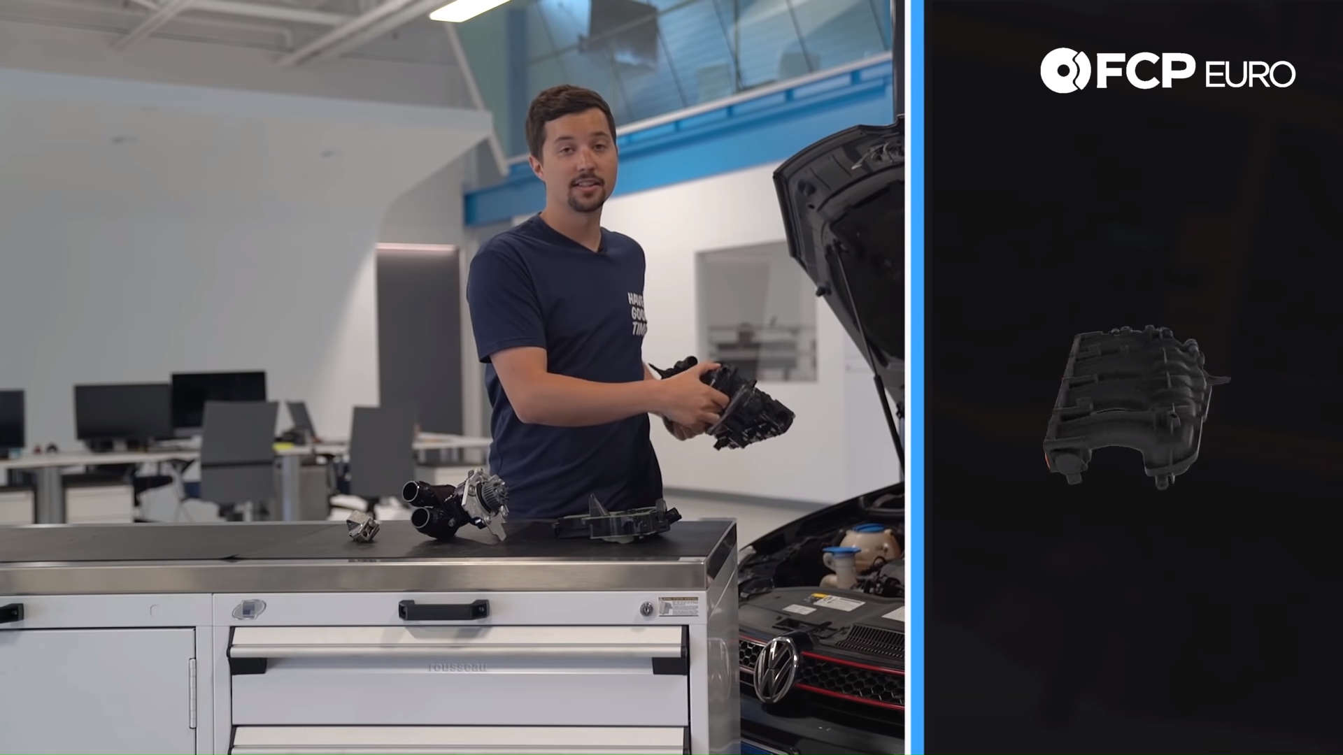 VW MK6 GTI Guide Intake Manifold