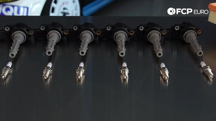 Mercedes-Benz W204 (C300, E350, ML350, & More) Ignition