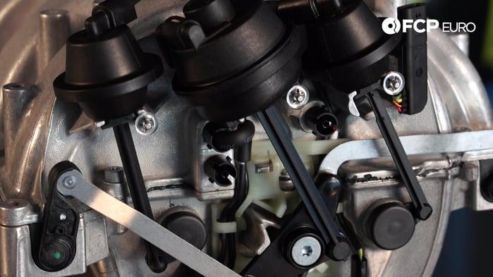 Mercedes-Benz W204 (C300, E350, ML350, & More) Intake