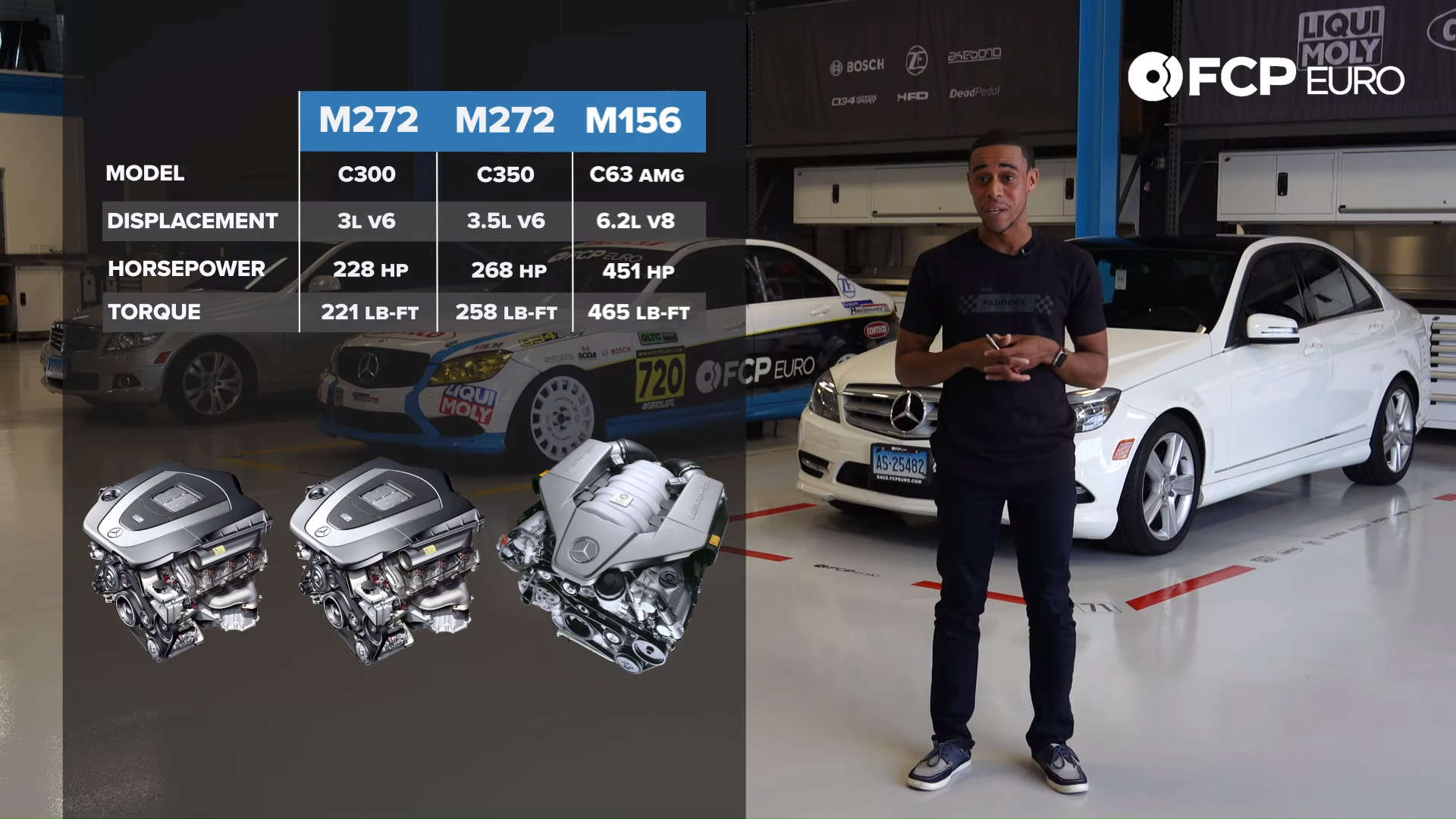 Mercedes-Benz Video Buyer's Guide Engine Options
