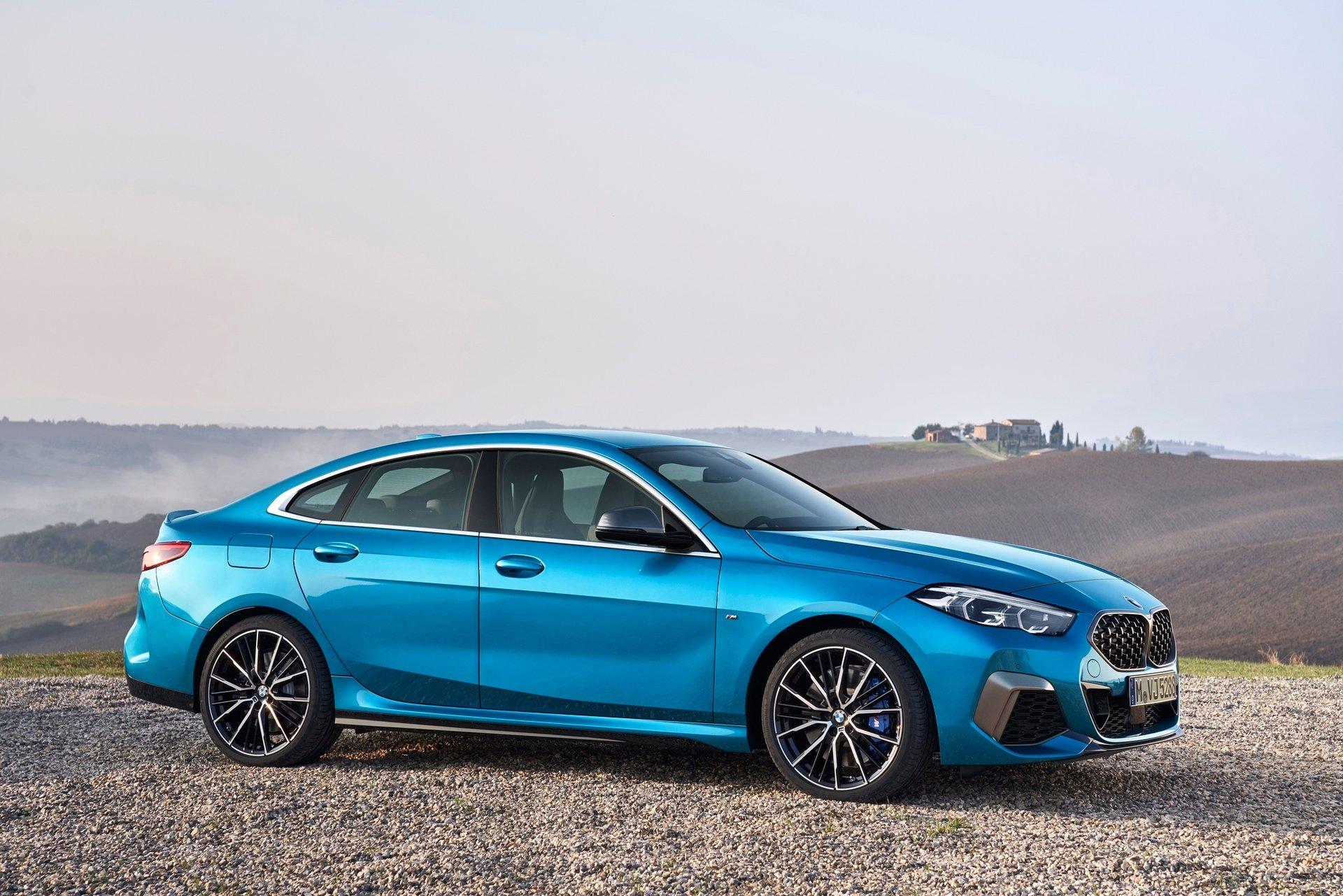 BMW 2-series Gran Coupe Exterior