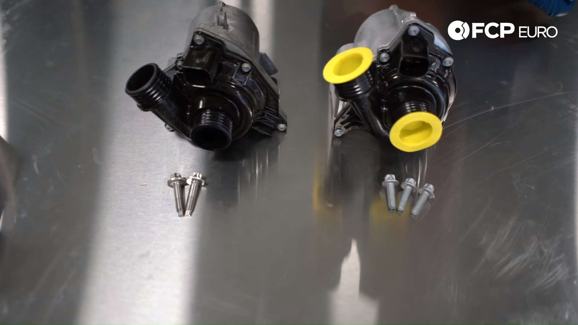 BMW N54 Water Pump Comparison