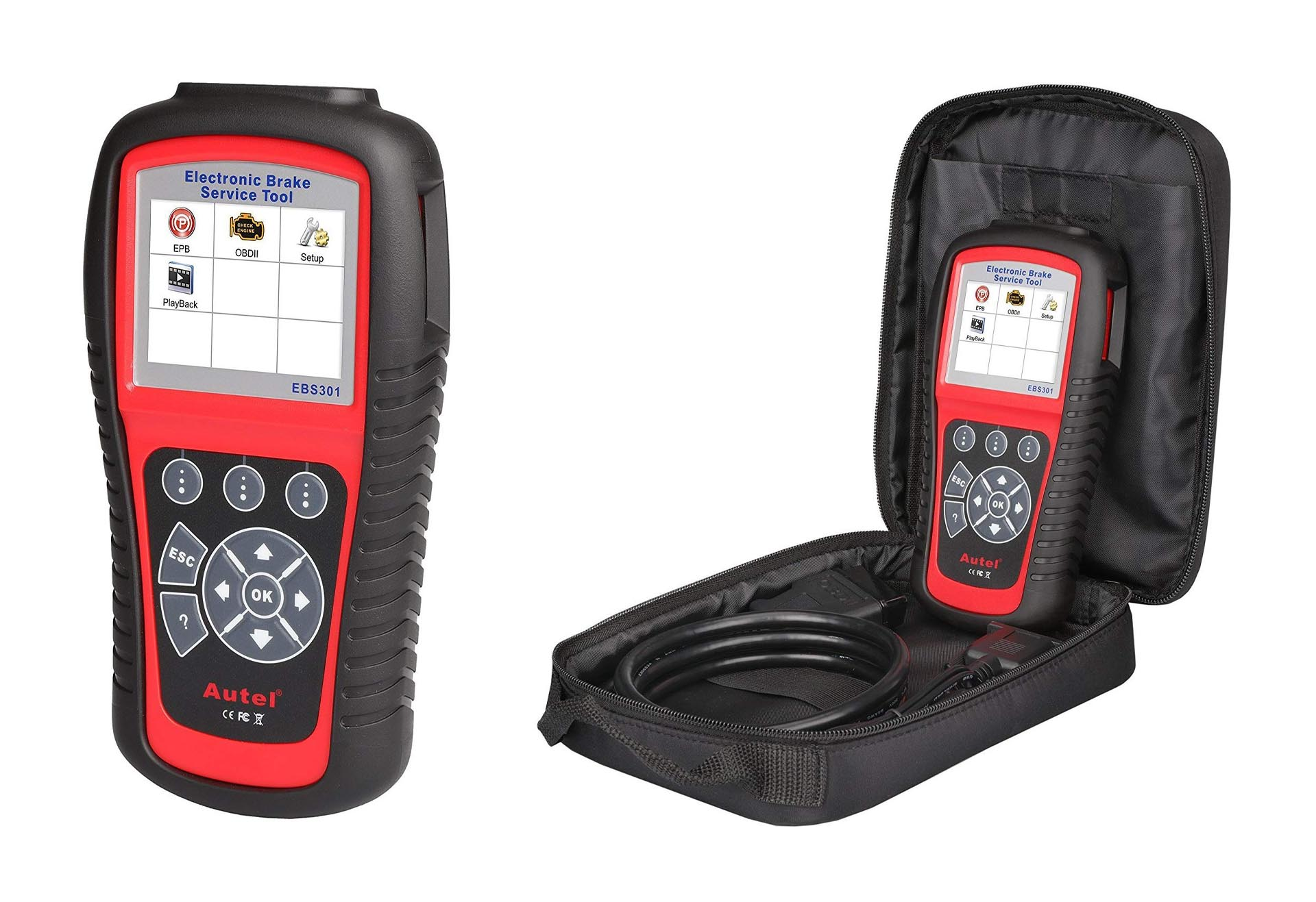 Autel EBS301 Electronic Parking Brake Scan Tool