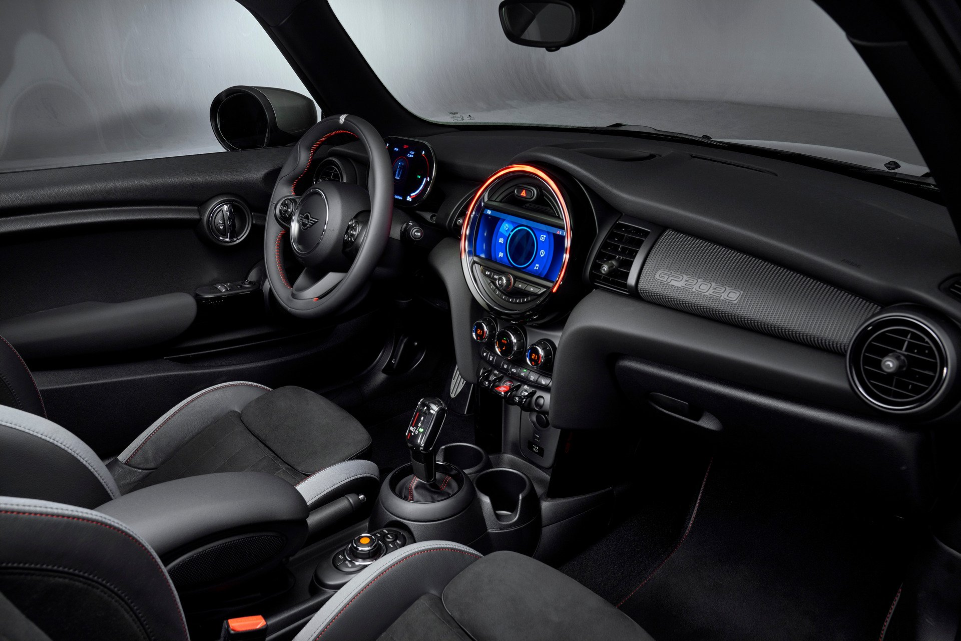 2020 MINI JCW GP Engine Interior Front