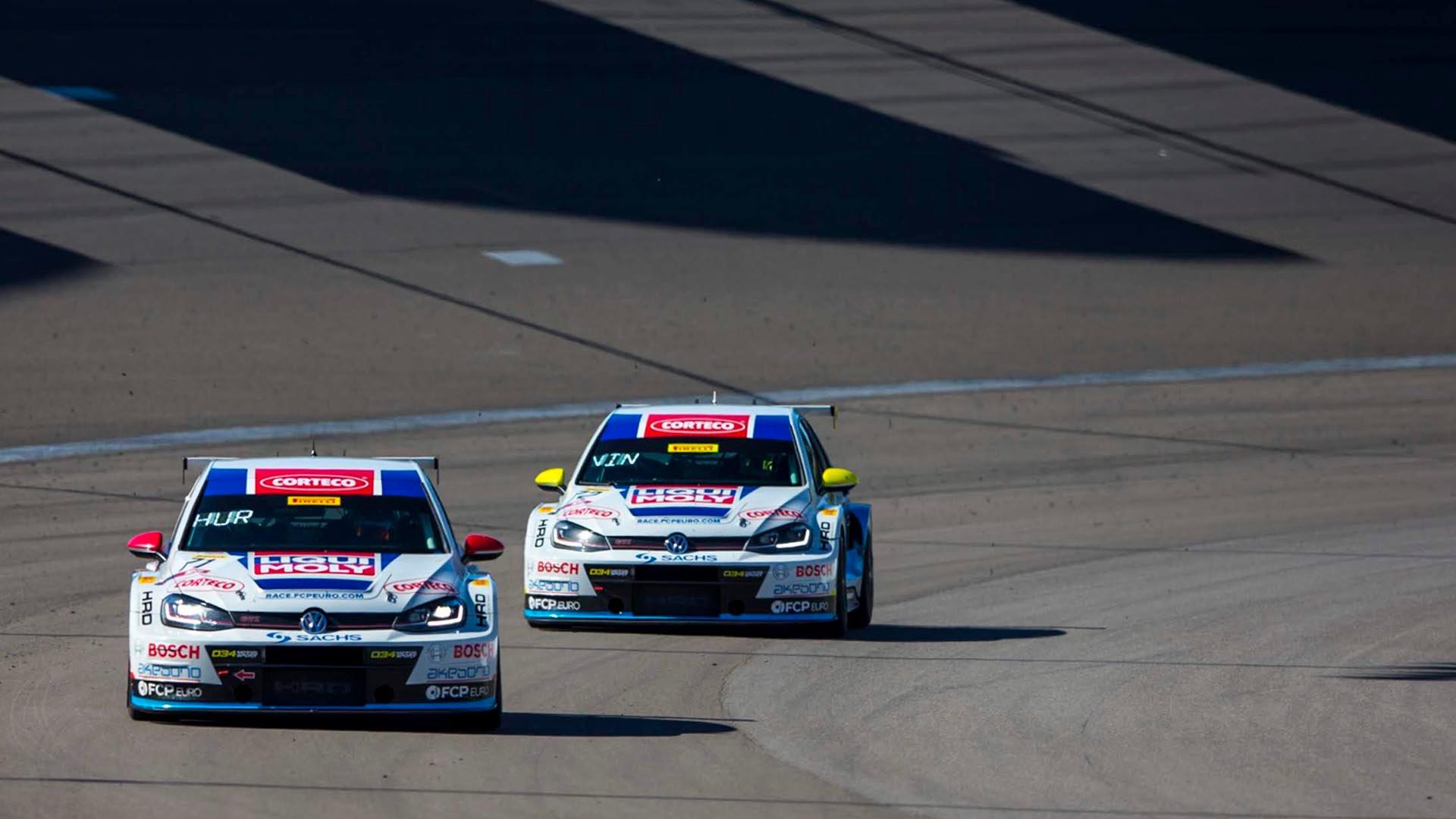 FCp Euro GTI TCRs Las Vegas Motor Speedway