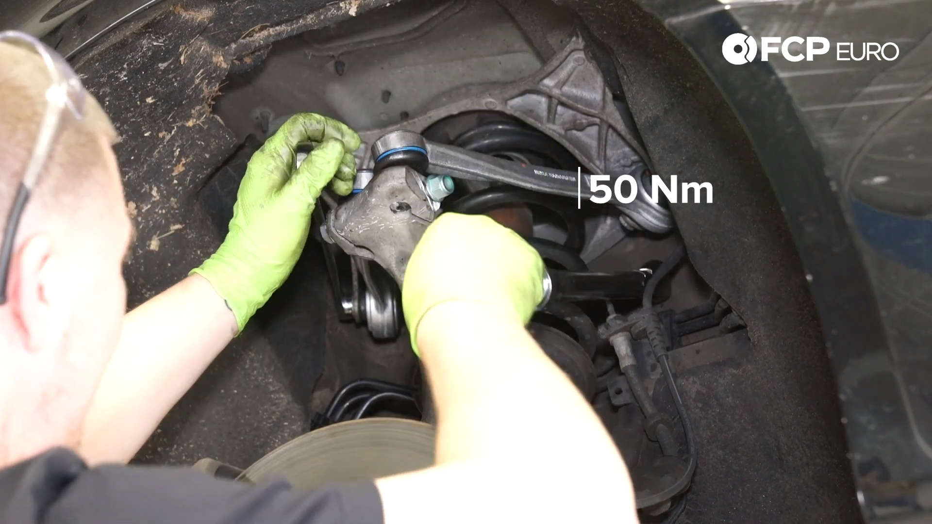Audi B8 A4 & Q5 Front Control Arm Replacement