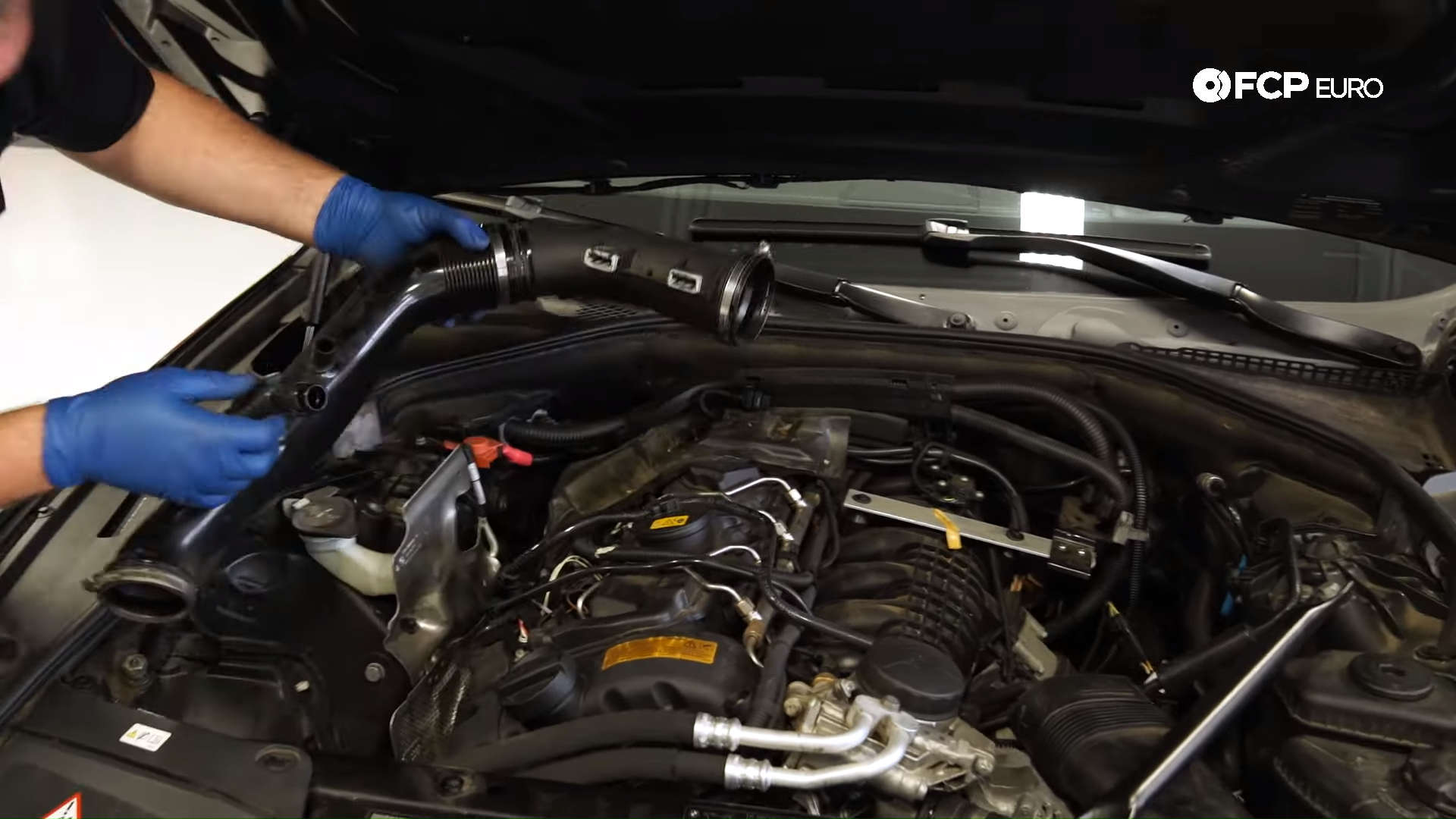 09-bmw-n55-spark-plug-replacement-inlet-pipe-removed