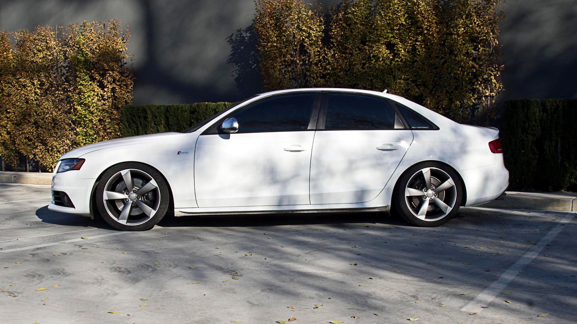 Wheels of the decade, Audi B8 S4 Rotors