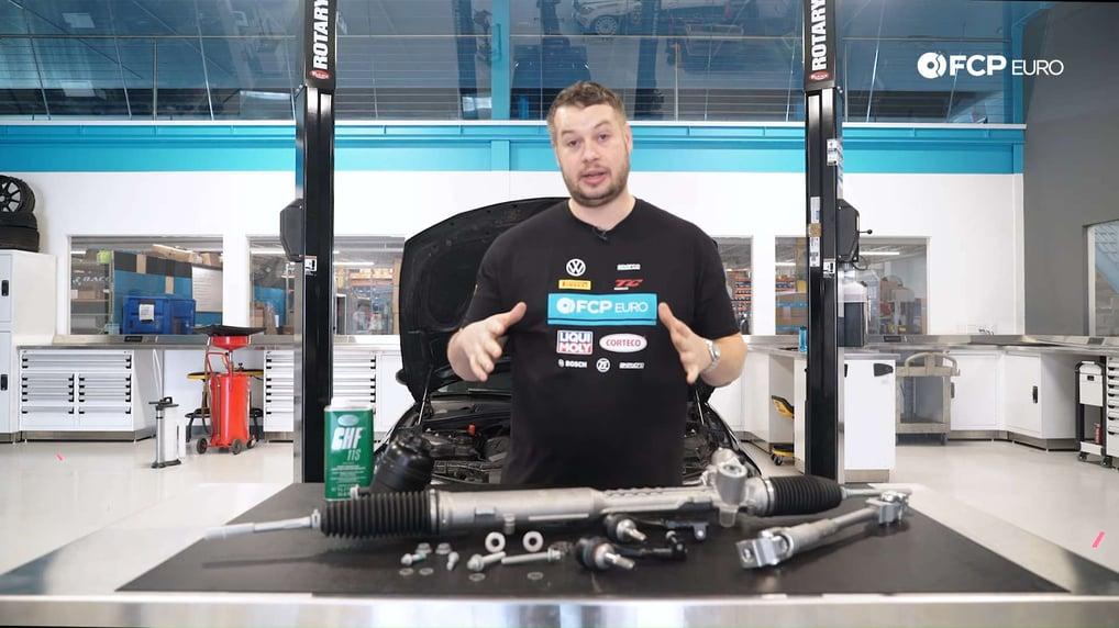 BMW E90 & E82 Steering Rack Overhaul Kit Andrew