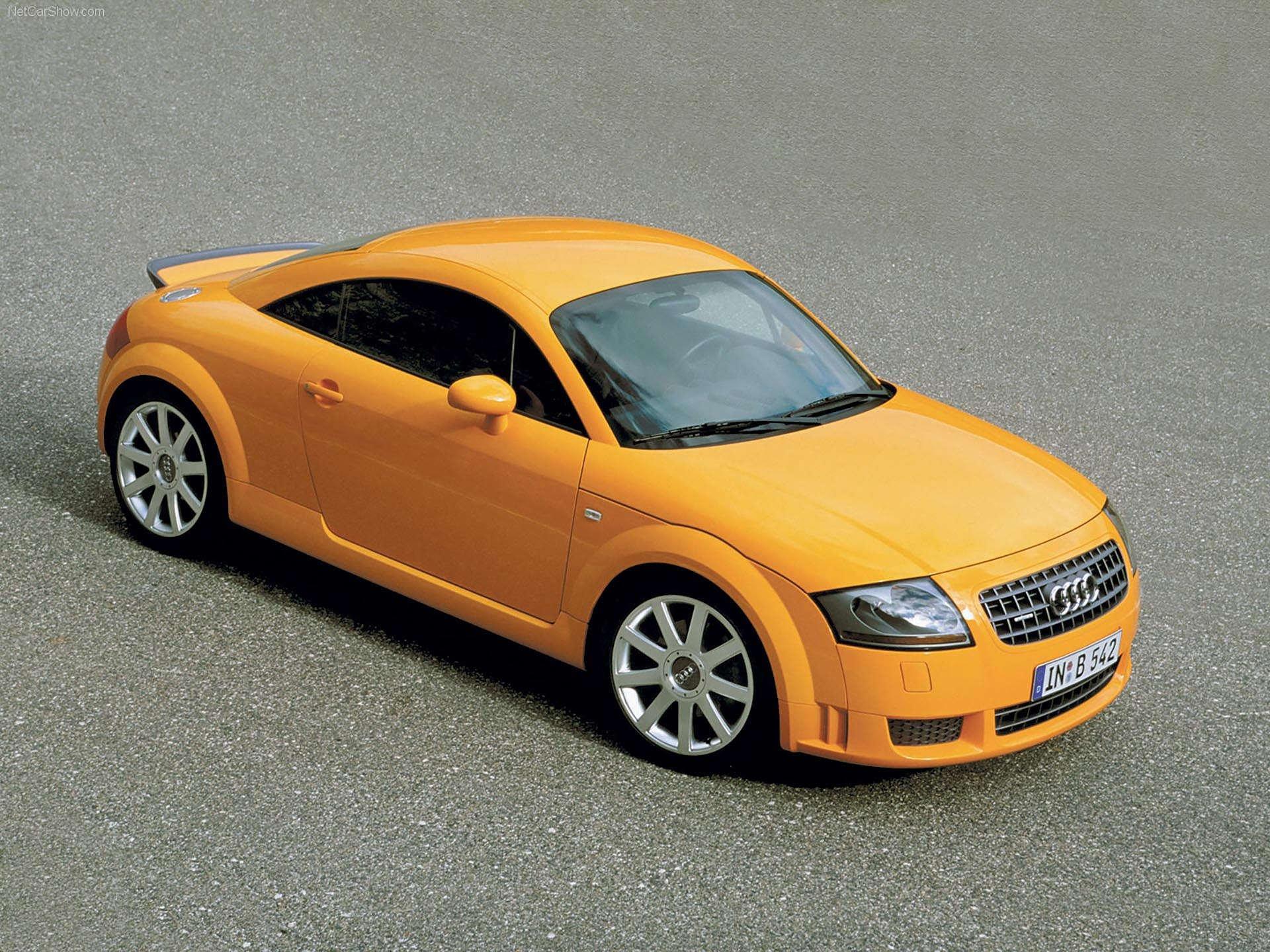 07_Audi TT DSG S Tronic 3.2 Quattro VR6