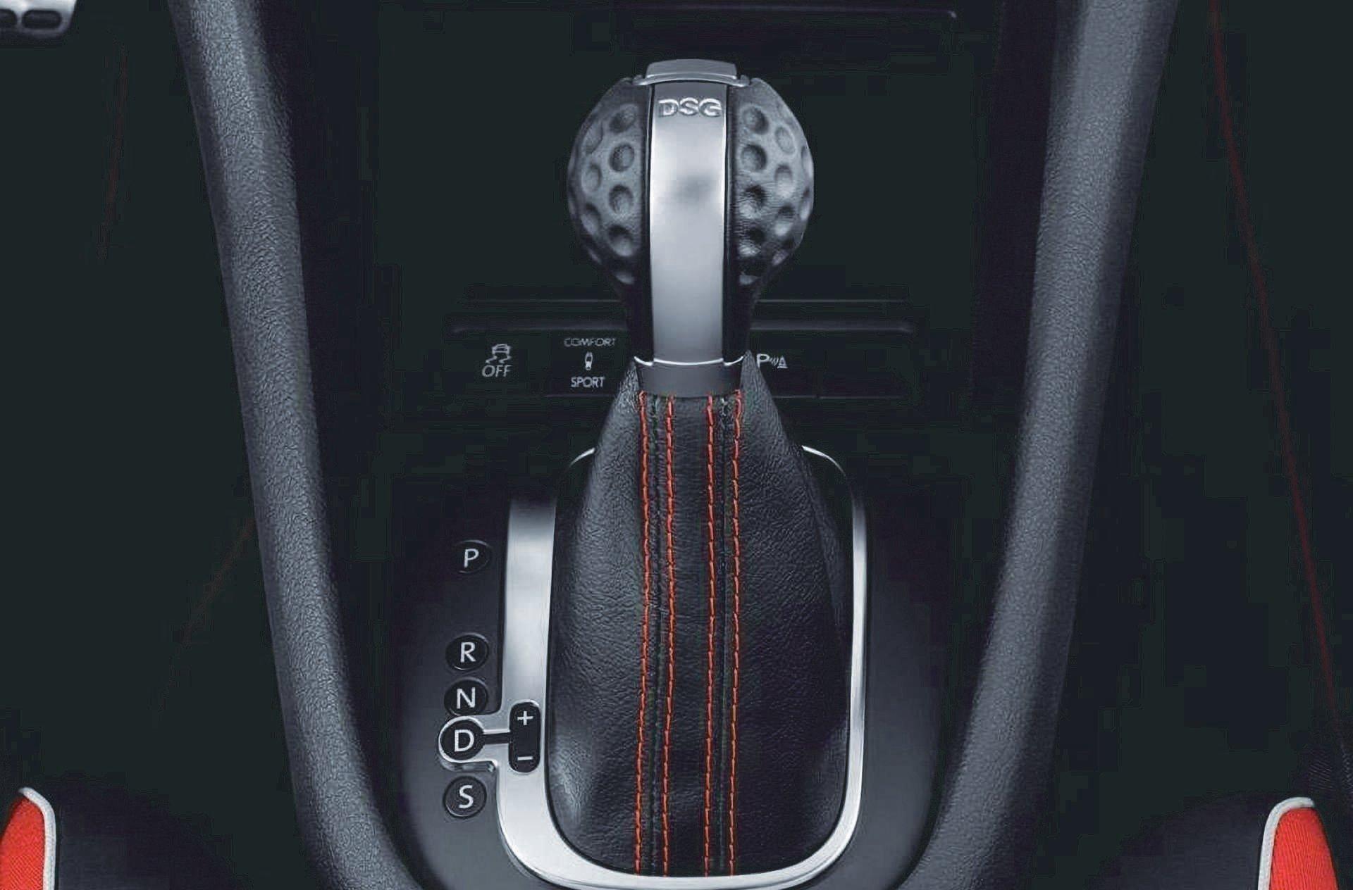 09_VW Audi DSG S Tronic gear selector