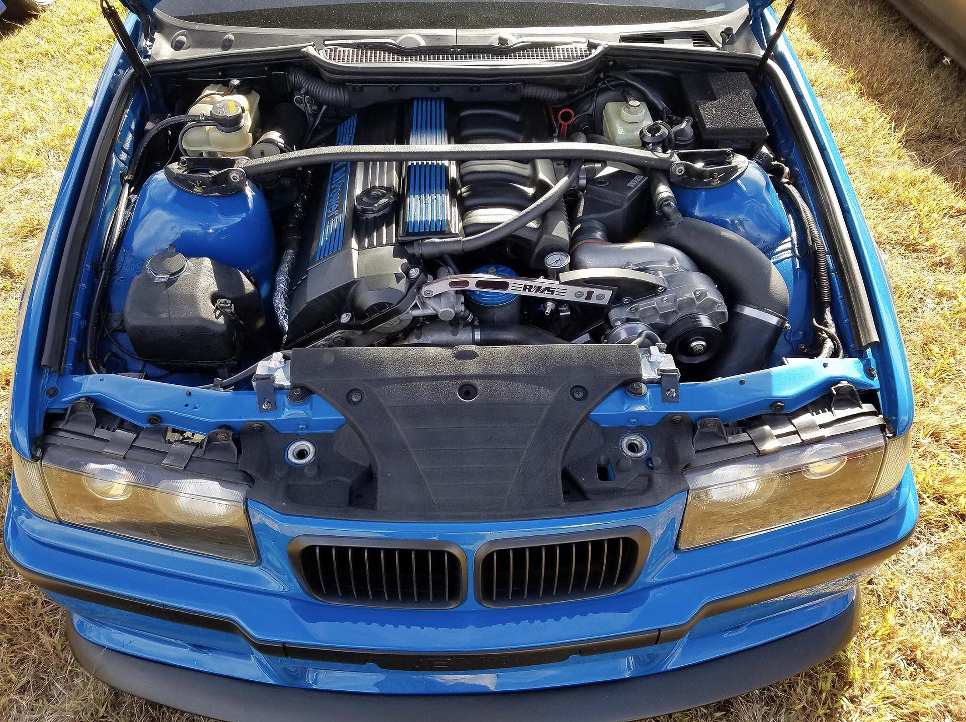 RMS Supercharged S52 E36 M3 clone