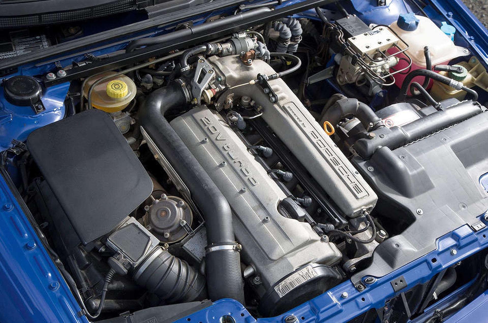 8-11_Audi RS2_Avant Porsche engine
