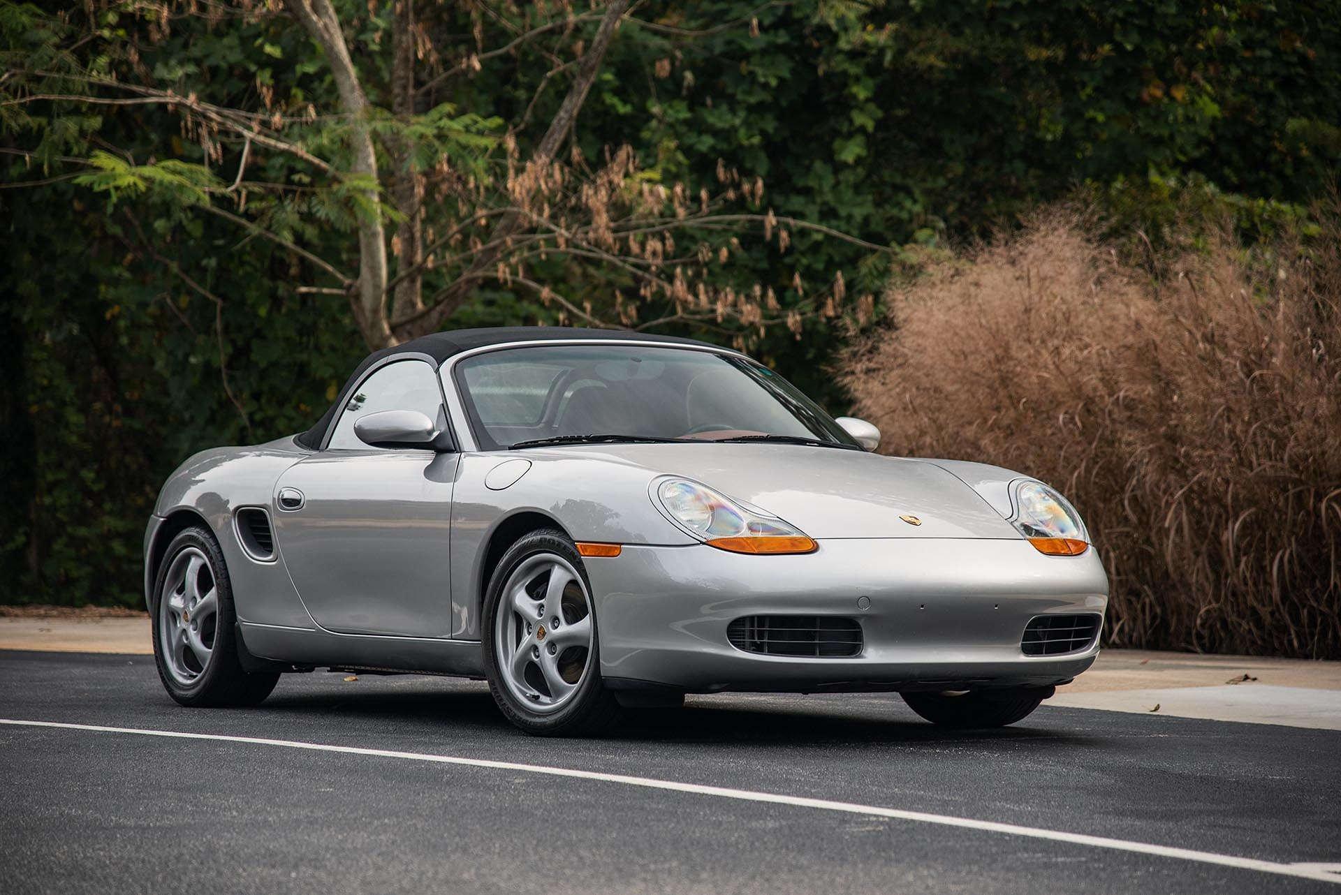 04_986 Porsche Boxster Front