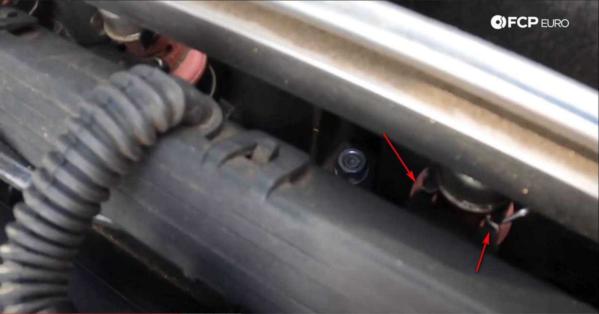 DIY BMW M50 Intake Manifold injector clip tips