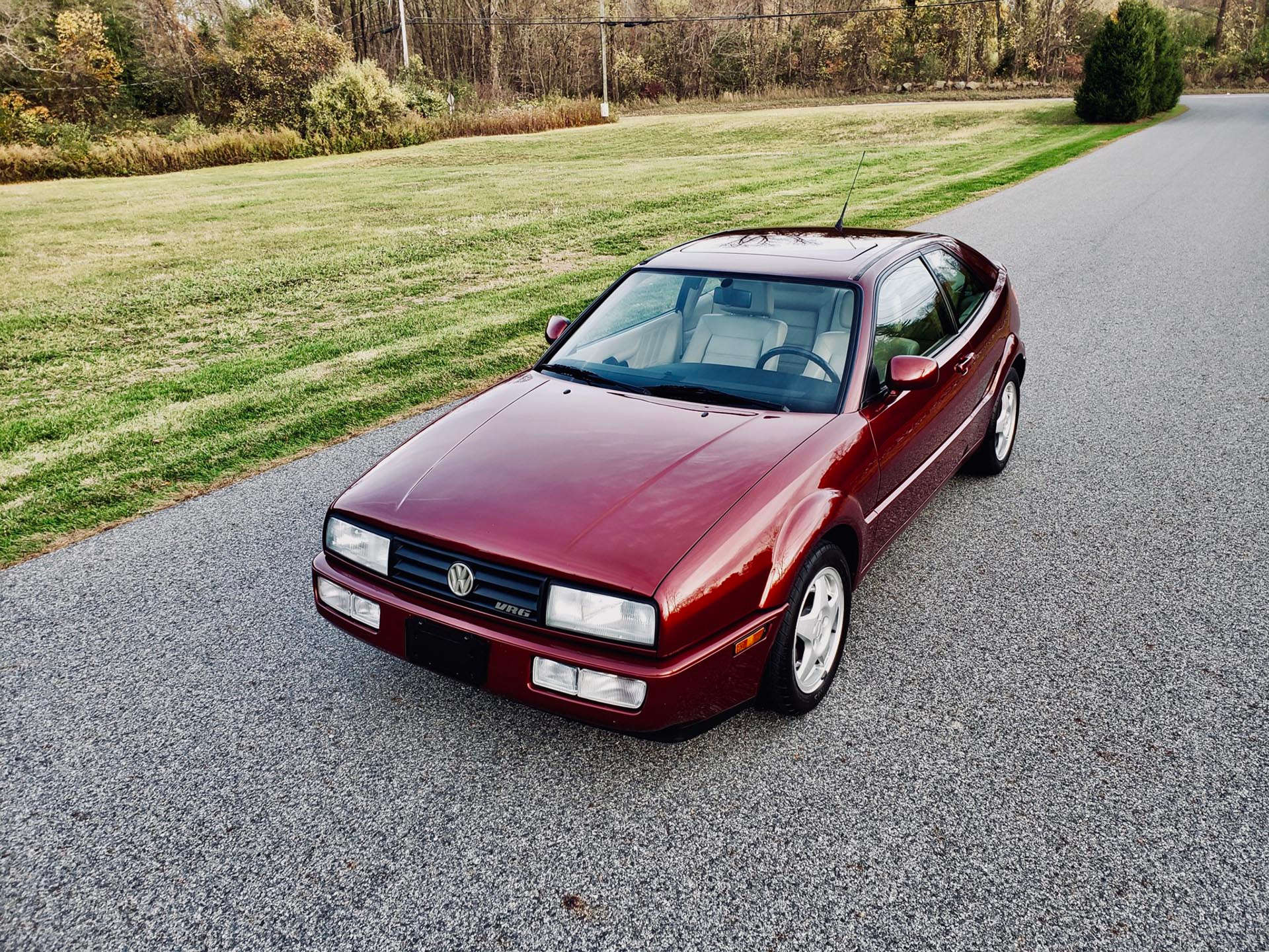 Volkswagen Corrado SLC VR6 Front