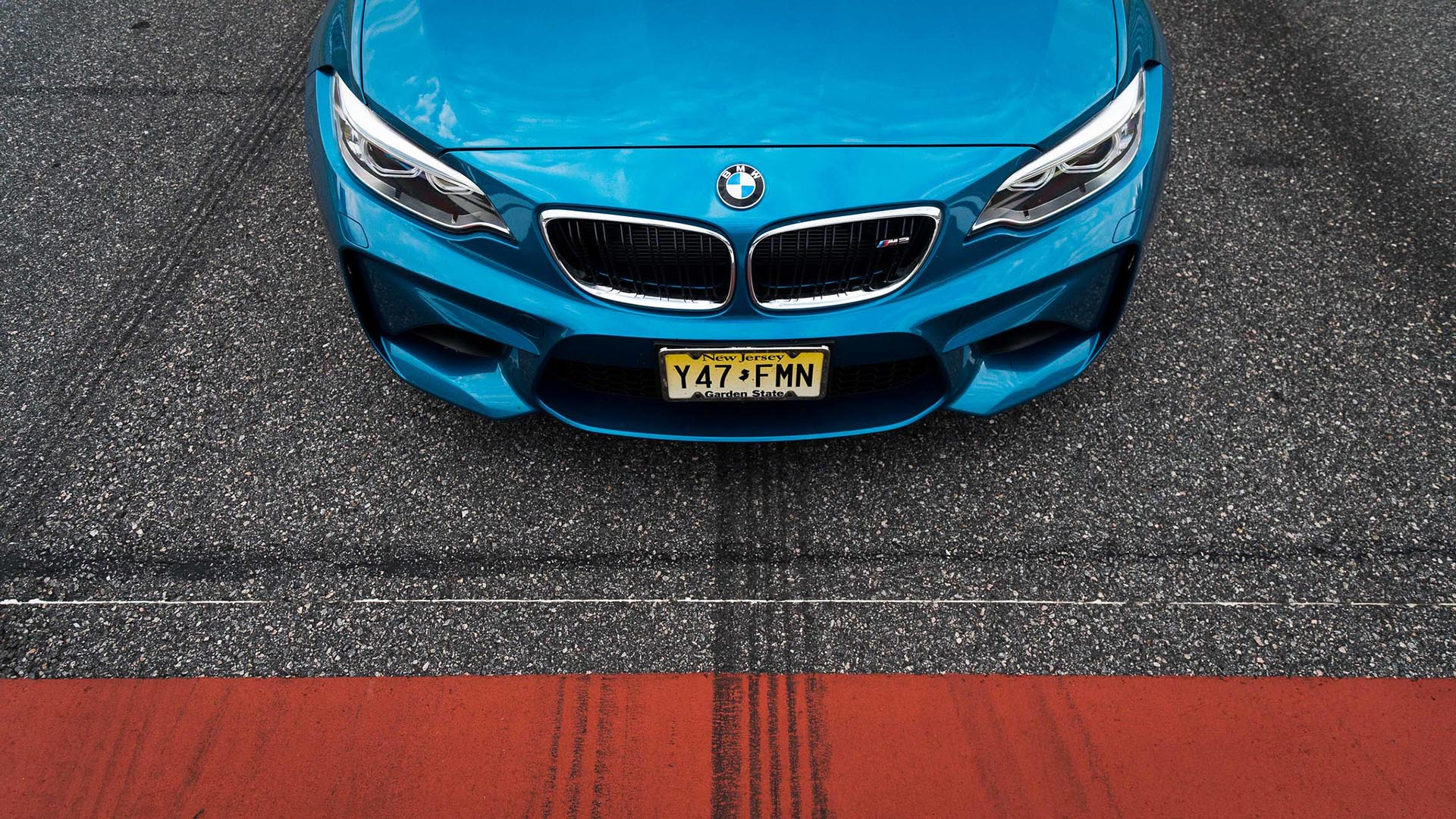 07_BMW M2 front grill