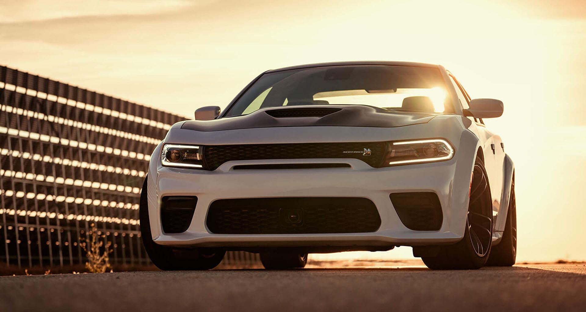 10_Dodge Charger SRT Hellcat Widebody front
