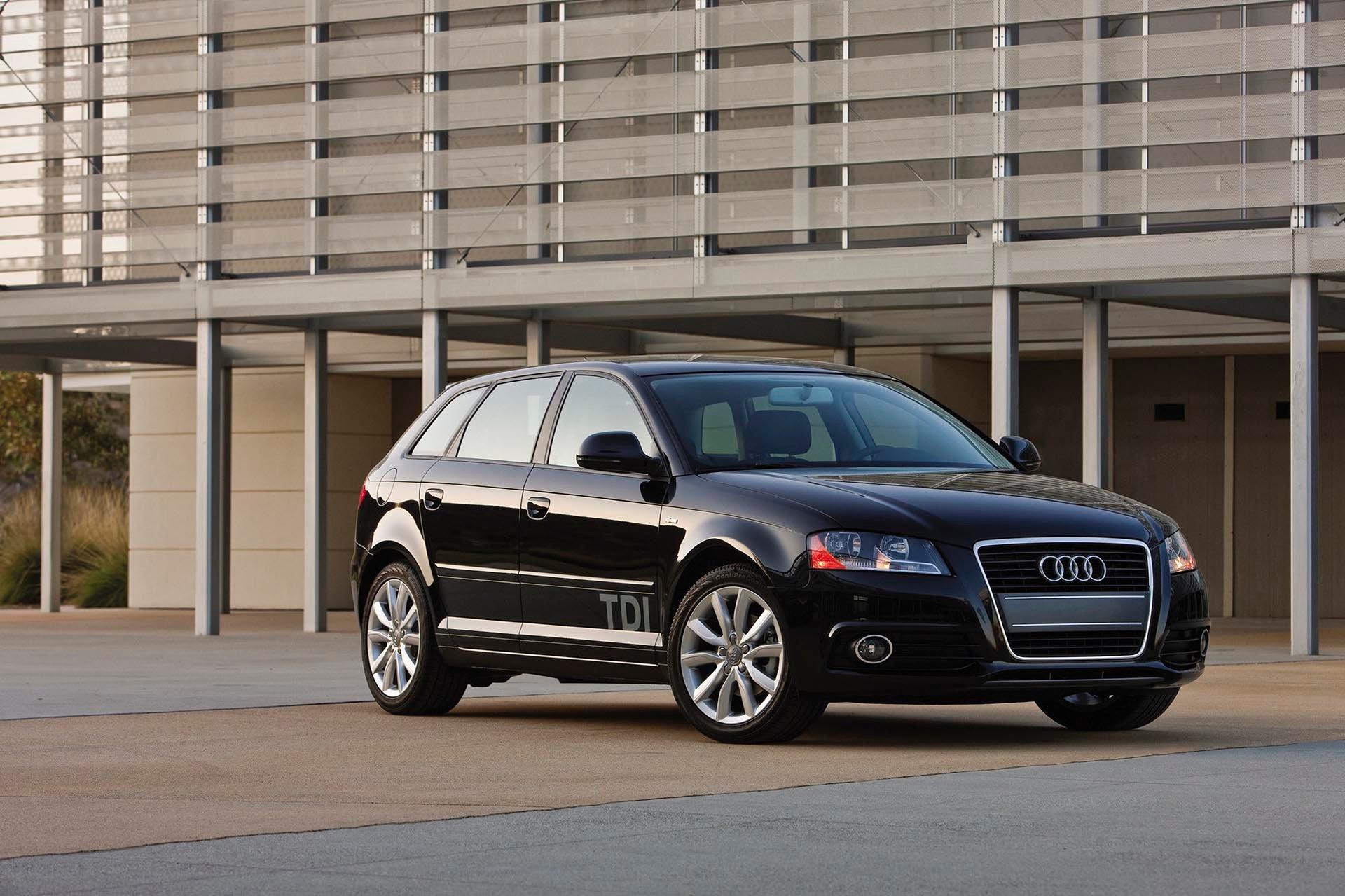 03_Audi A3 2.0 TDI Front