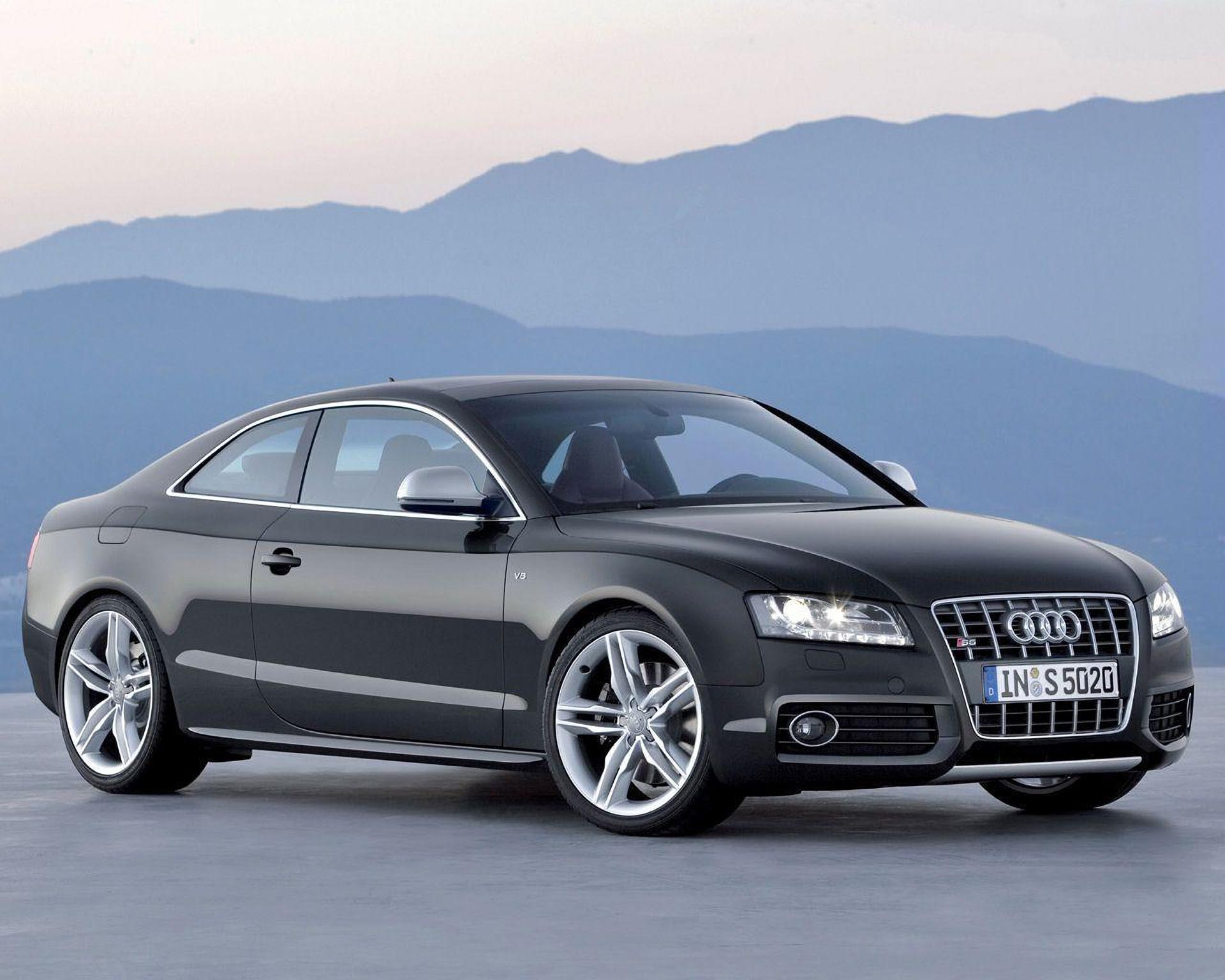 06_Audi B8 S5 4.2 V8 front