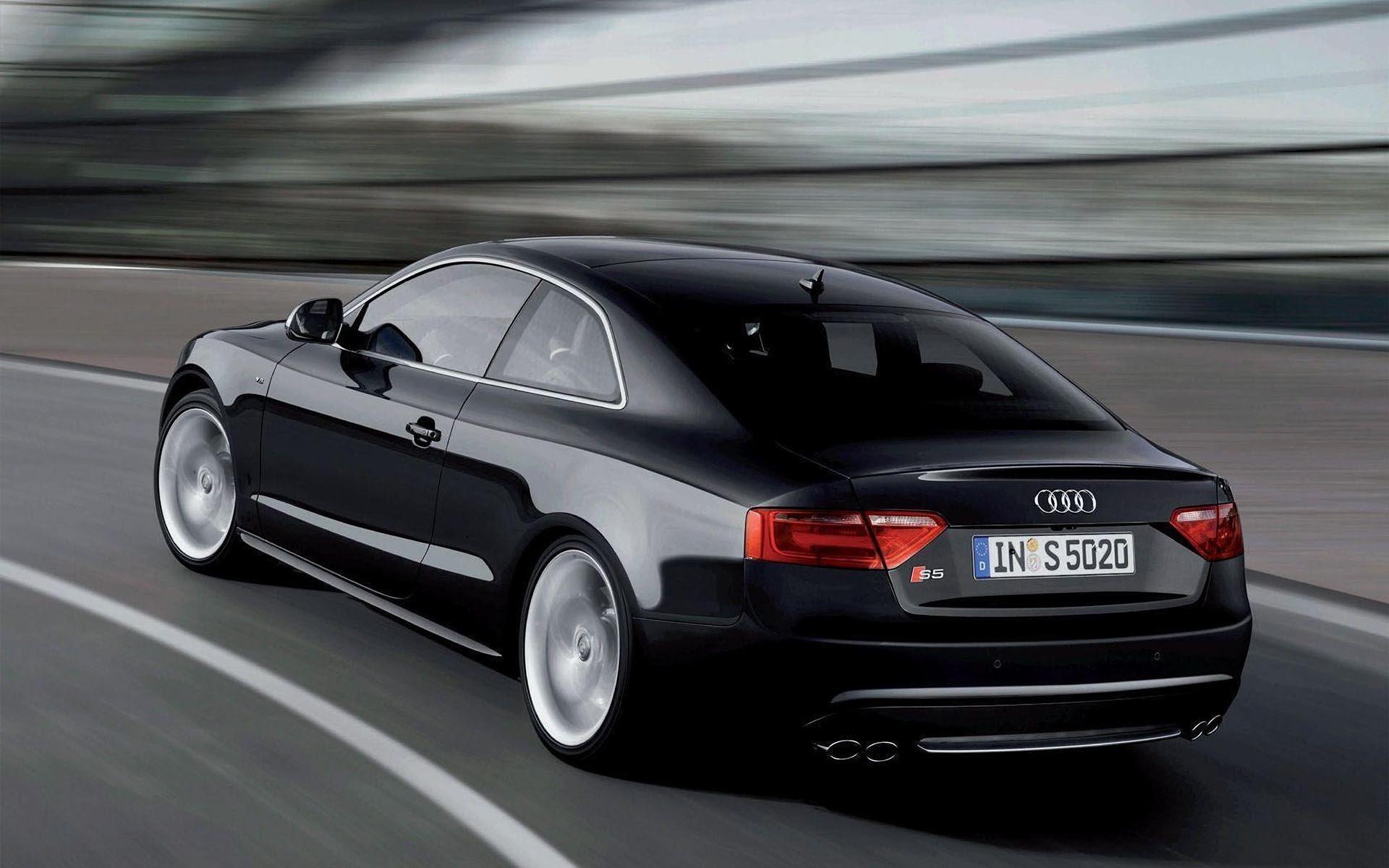 07_Audi B8 S5 4.2 V8 rear
