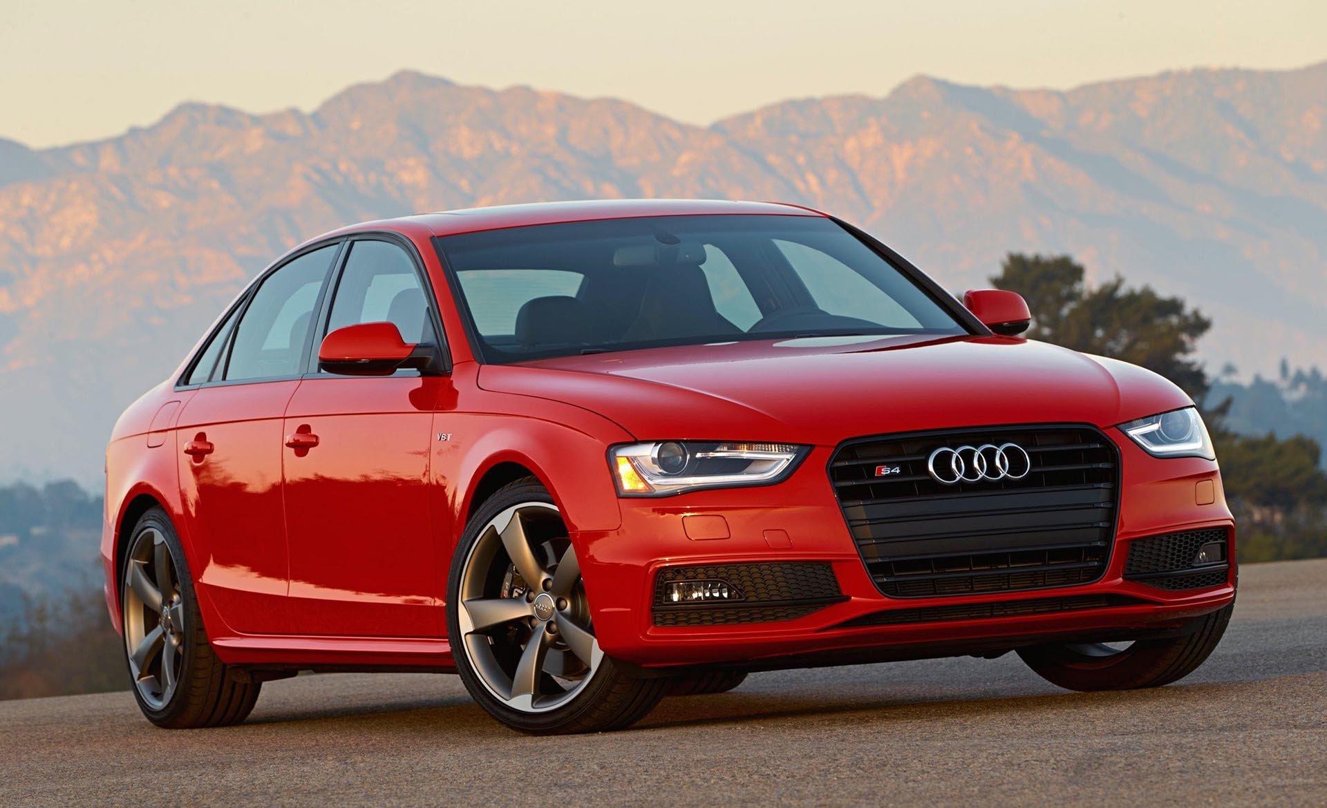 08_Audi B8.5 S4 Front
