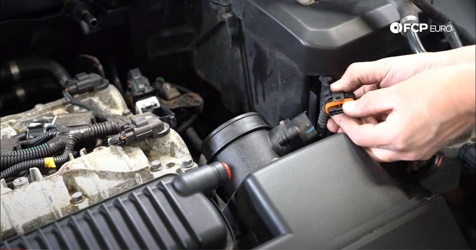 DIY Volvo PCV MAF plug removal