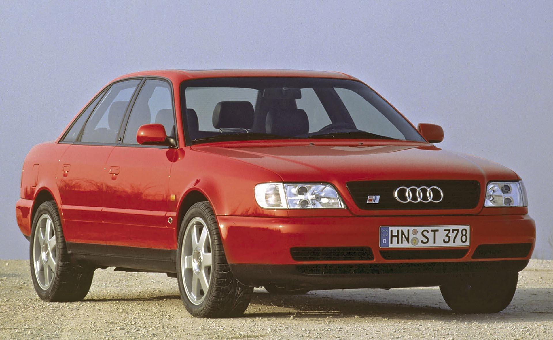 07_Audi C4 S6 2.2 turbo Quattro front